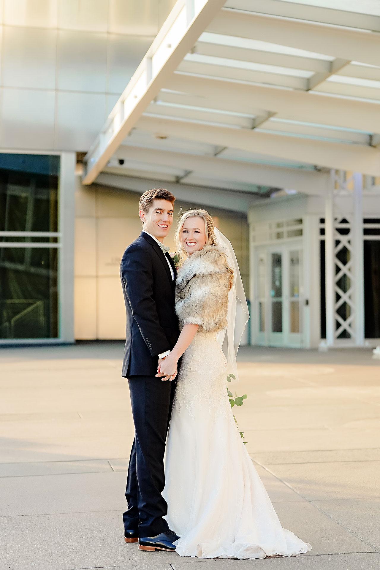Courtney Areyan Sacred Heart and DAmore Indianapolis Wedding 162