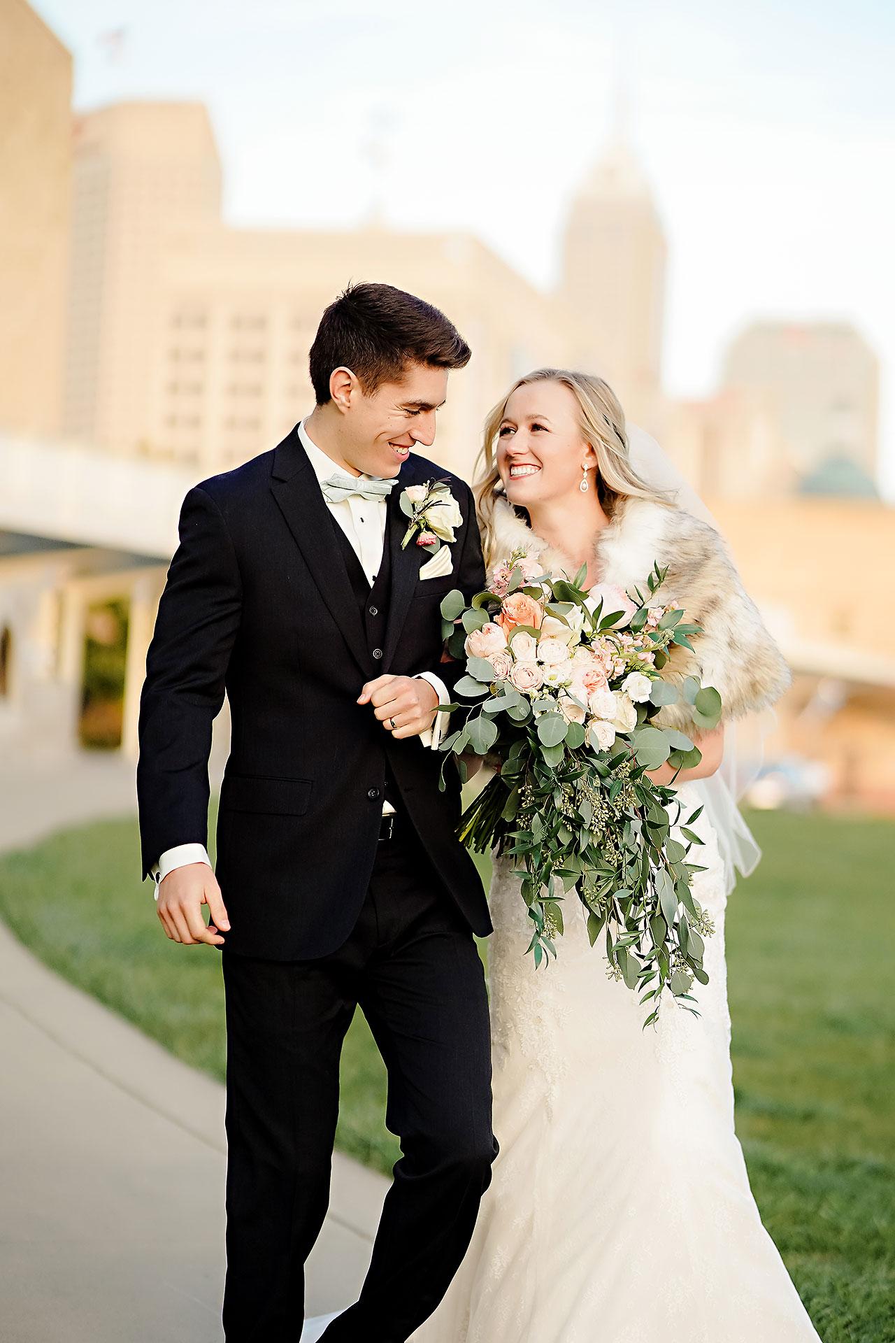 Courtney Areyan Sacred Heart and DAmore Indianapolis Wedding 160