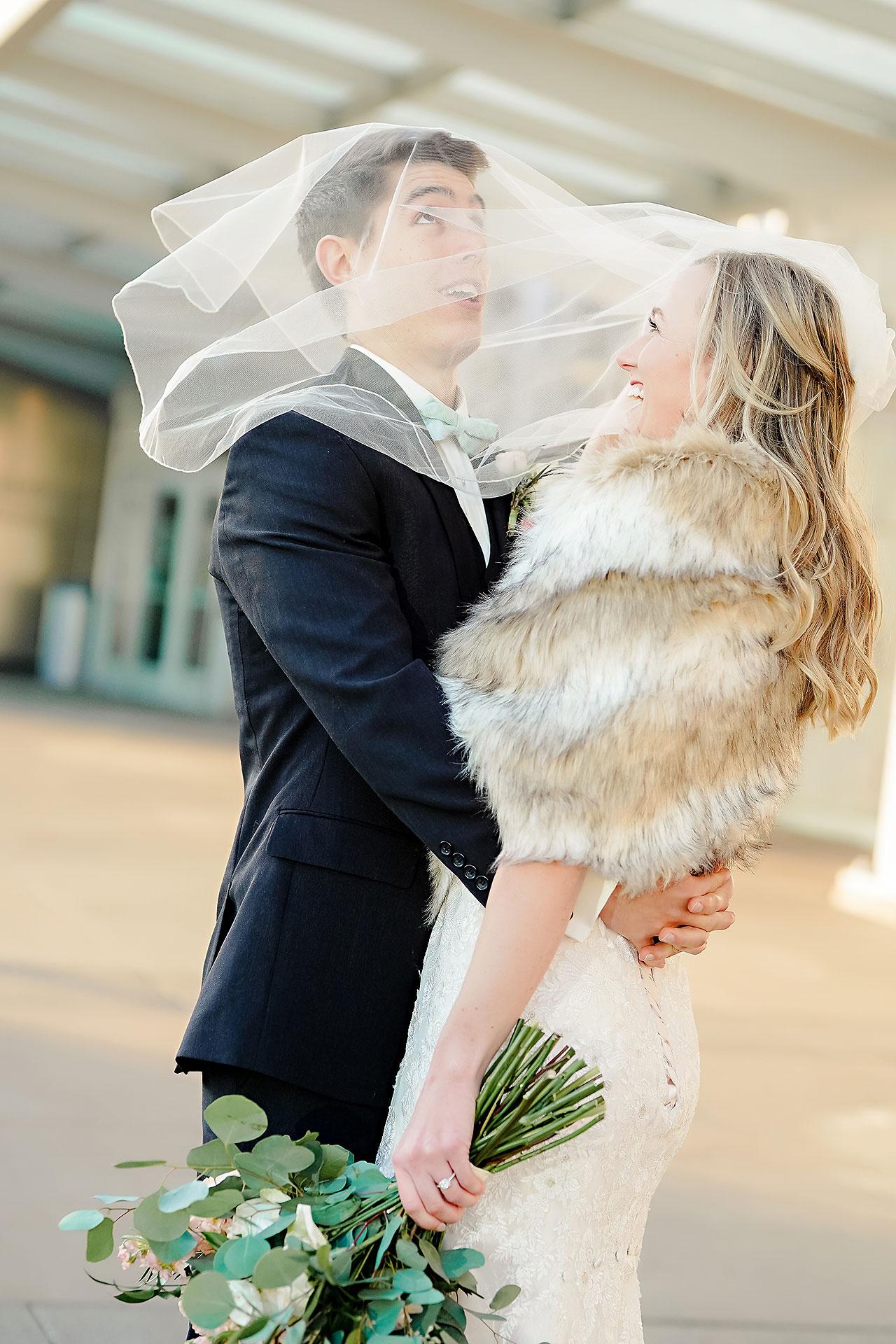 Courtney Areyan Sacred Heart and DAmore Indianapolis Wedding 157