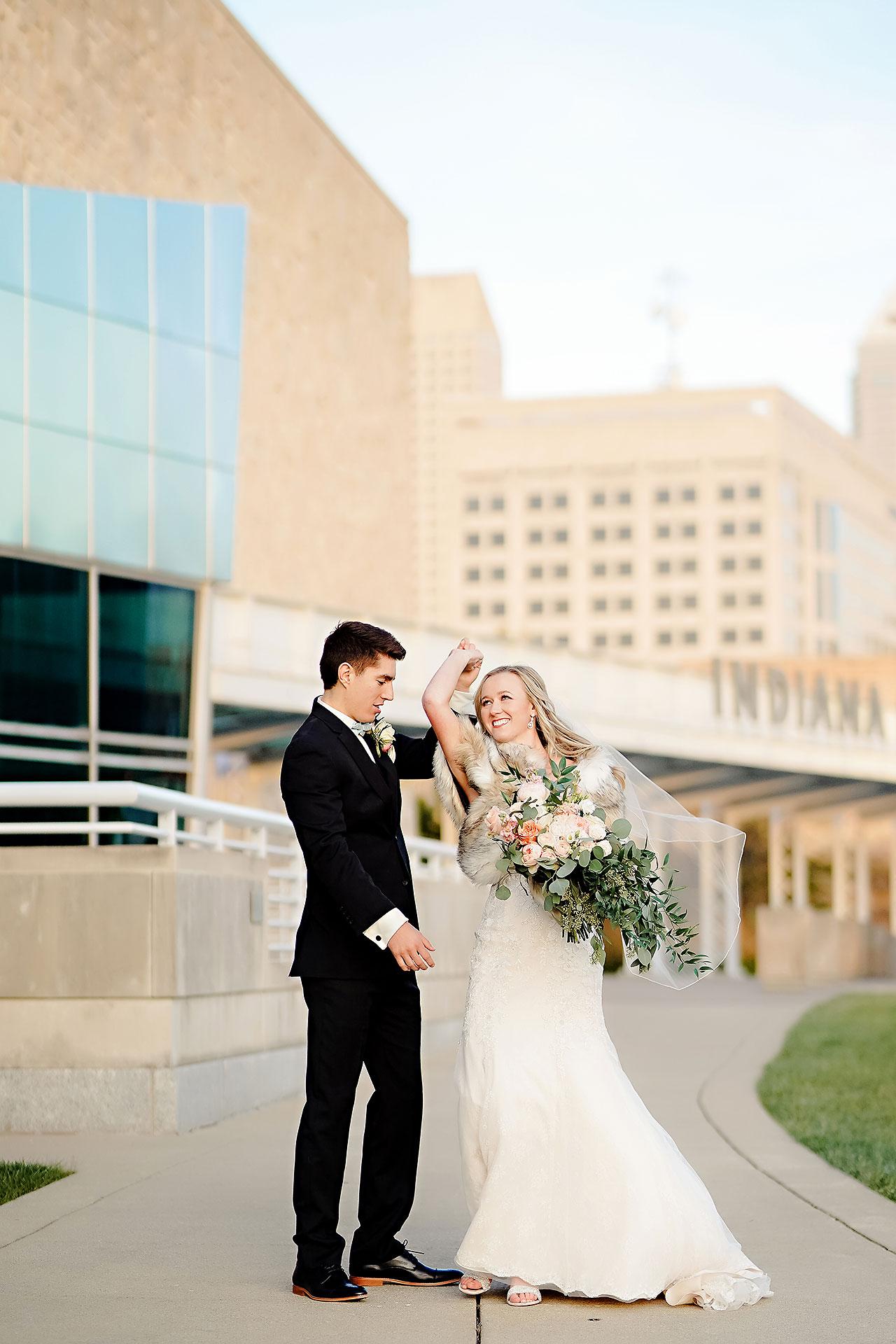 Courtney Areyan Sacred Heart and DAmore Indianapolis Wedding 158