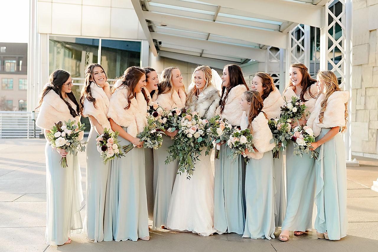 Courtney Areyan Sacred Heart and DAmore Indianapolis Wedding 155