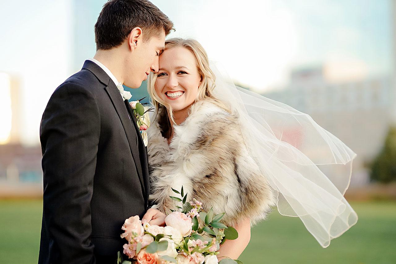 Courtney Areyan Sacred Heart and DAmore Indianapolis Wedding 152