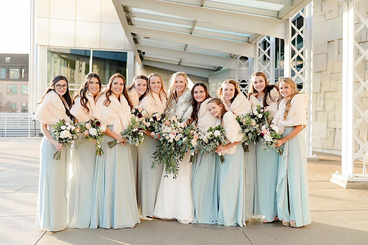 Courtney Areyan Sacred Heart and DAmore Indianapolis Wedding 153