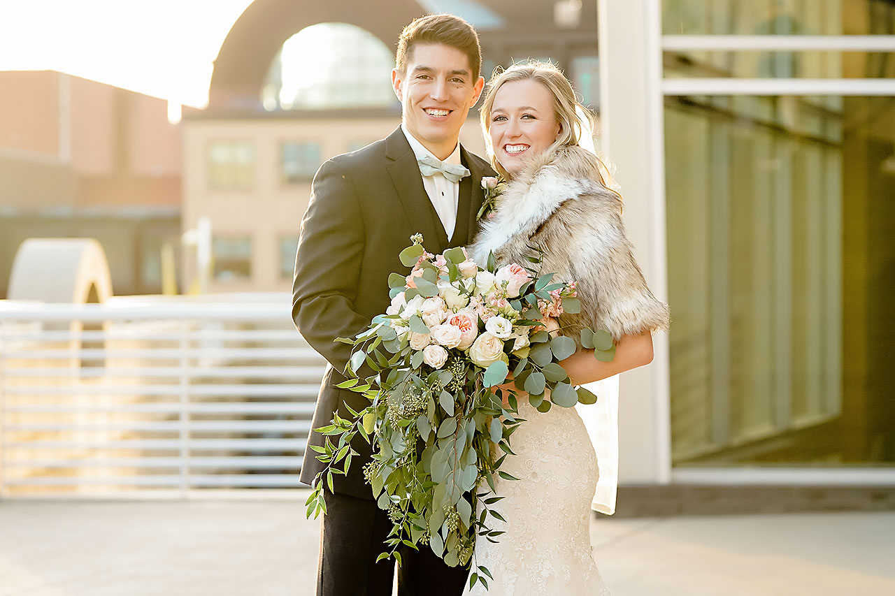 Courtney Areyan Sacred Heart and DAmore Indianapolis Wedding 154