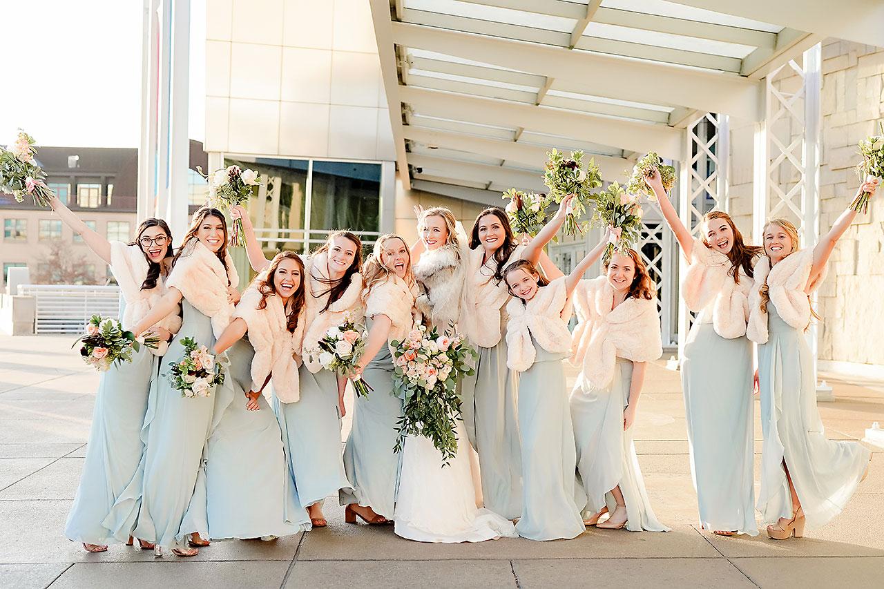 Courtney Areyan Sacred Heart and DAmore Indianapolis Wedding 149