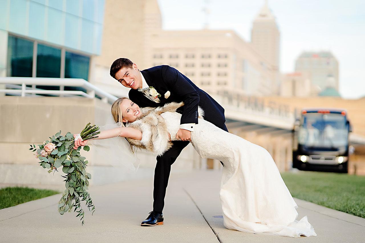 Courtney Areyan Sacred Heart and DAmore Indianapolis Wedding 150