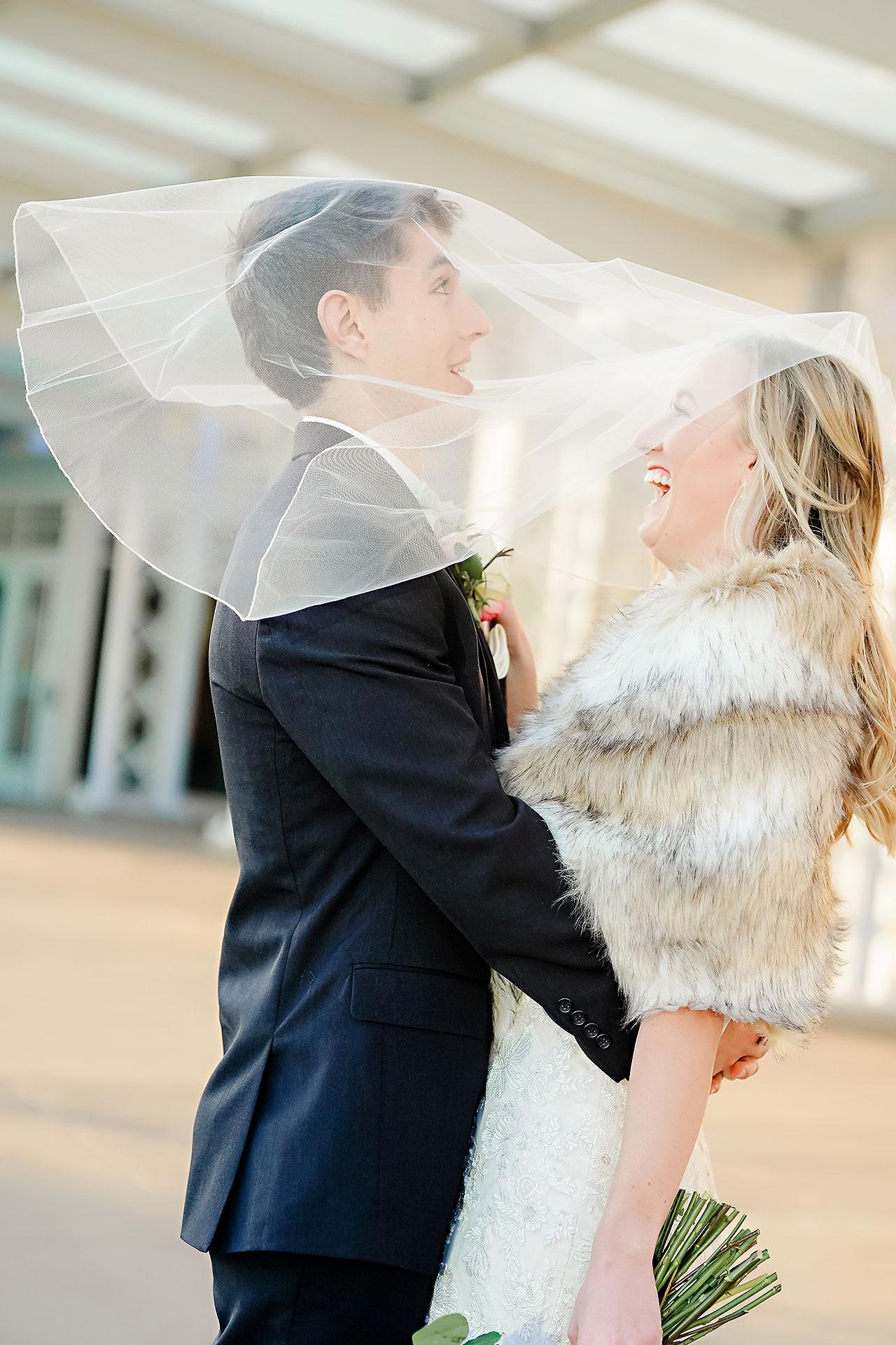 Courtney Areyan Sacred Heart and DAmore Indianapolis Wedding 147