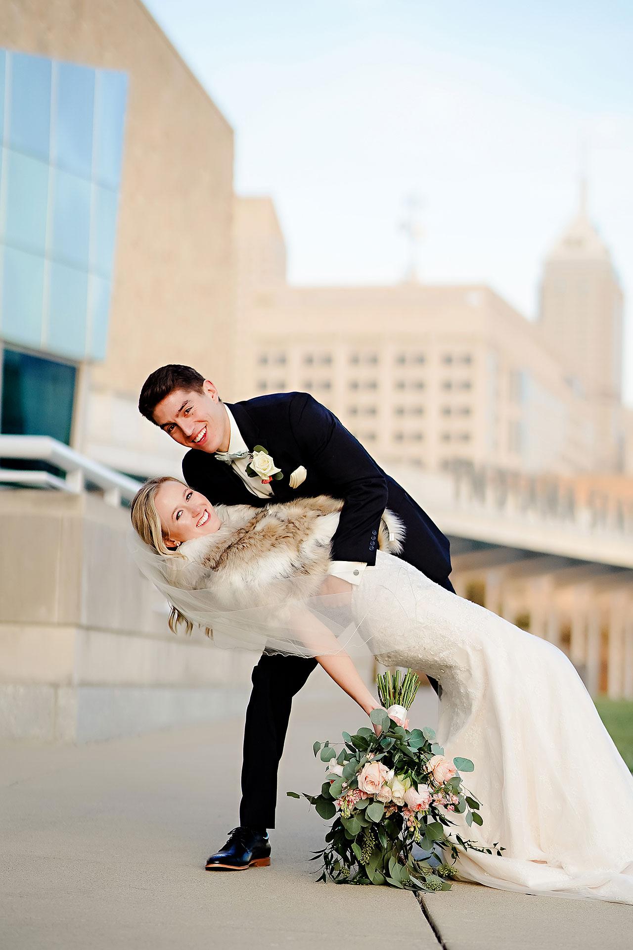 Courtney Areyan Sacred Heart and DAmore Indianapolis Wedding 145