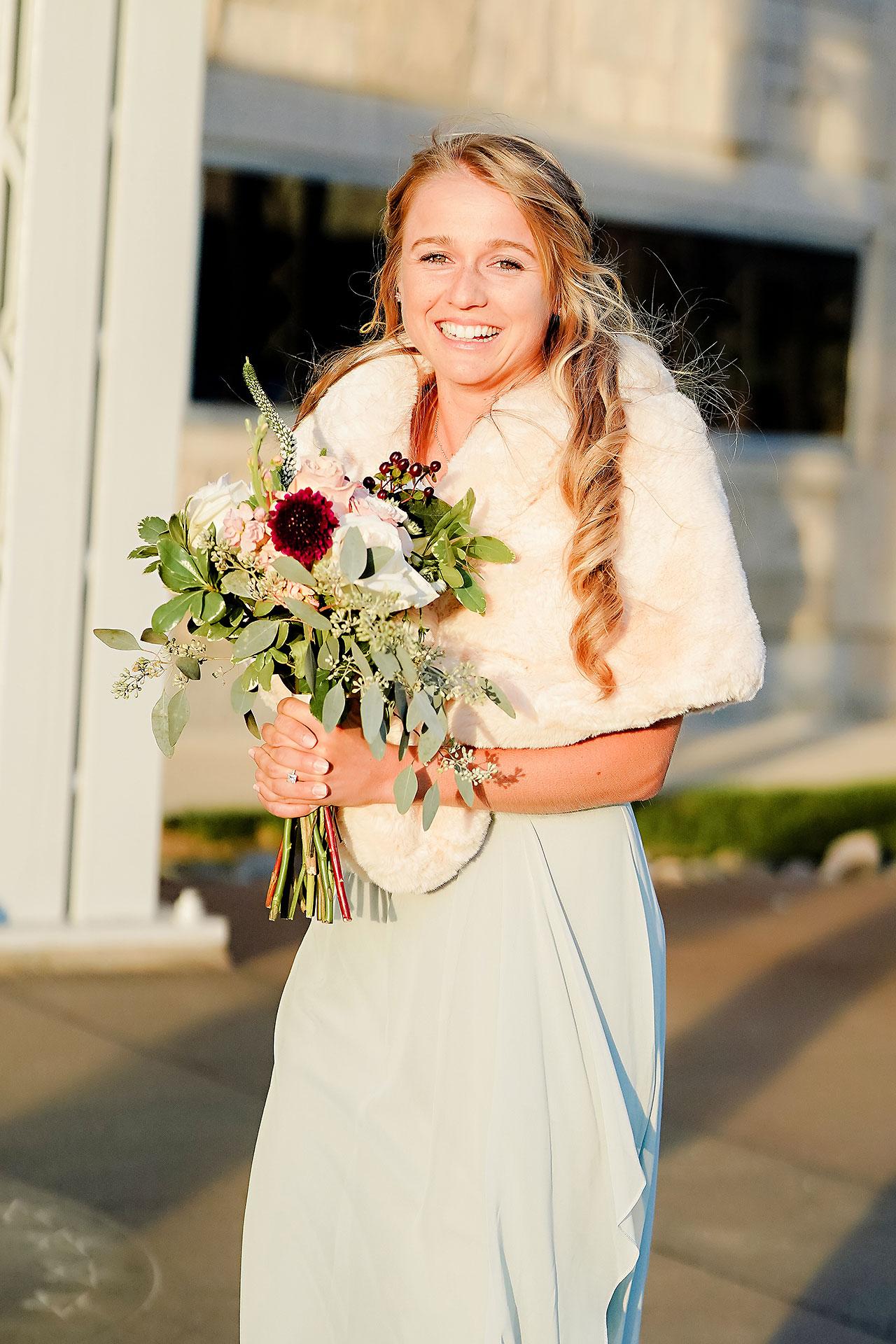 Courtney Areyan Sacred Heart and DAmore Indianapolis Wedding 146