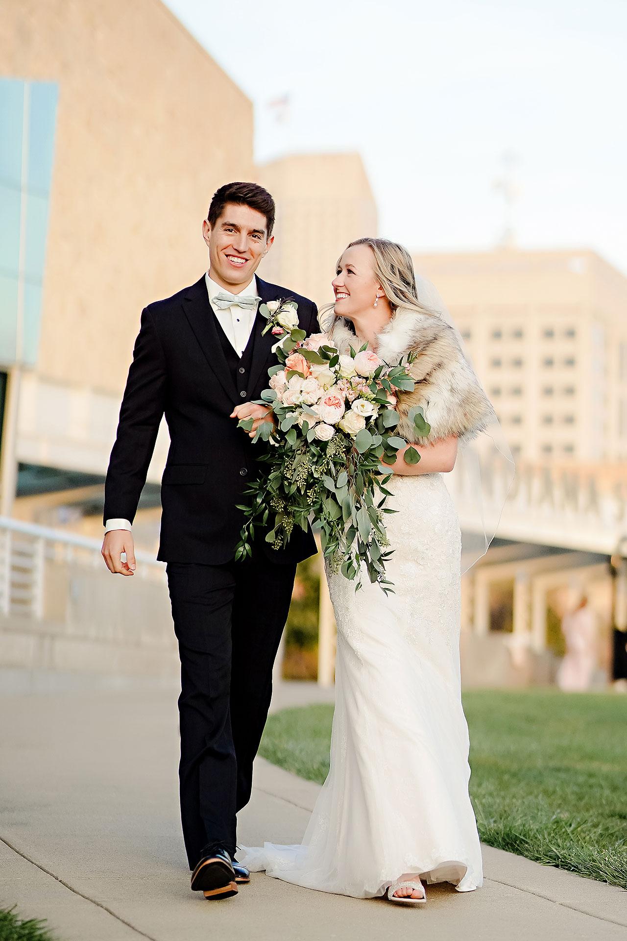 Courtney Areyan Sacred Heart and DAmore Indianapolis Wedding 142