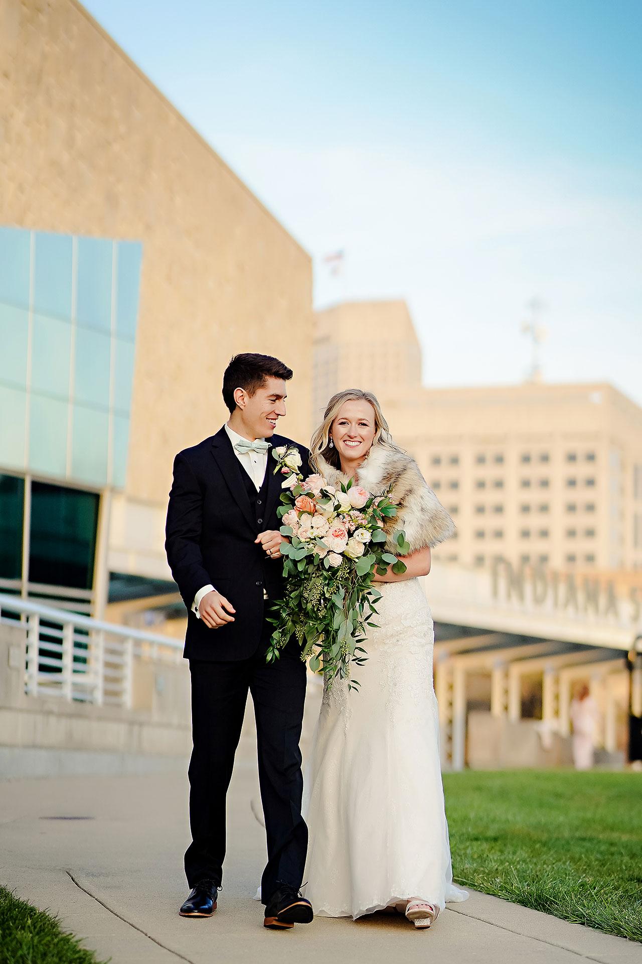 Courtney Areyan Sacred Heart and DAmore Indianapolis Wedding 139