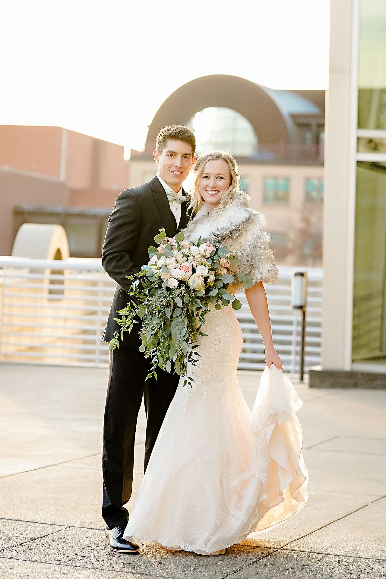 Courtney Areyan Sacred Heart and DAmore Indianapolis Wedding 136