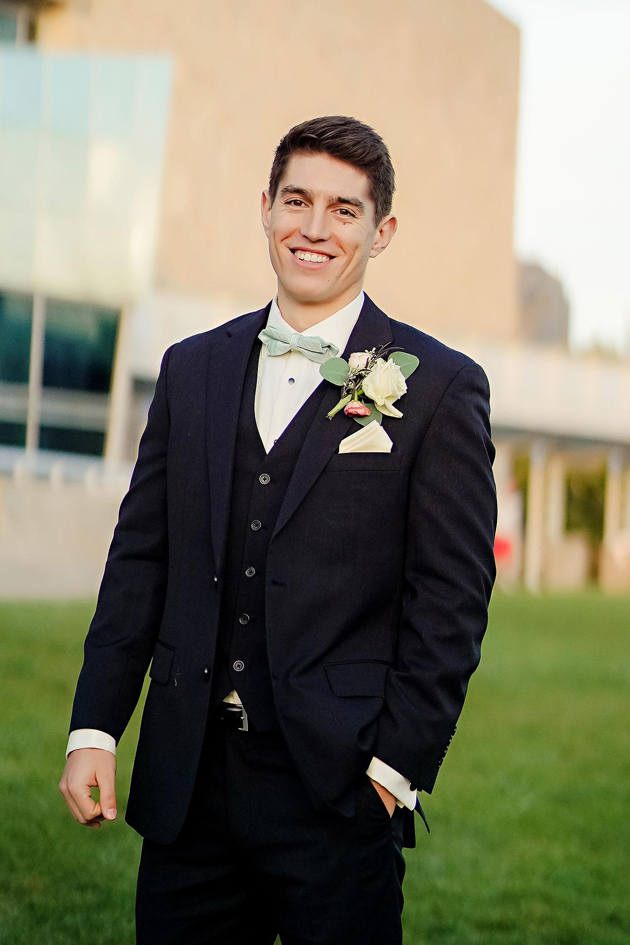 Courtney Areyan Sacred Heart and DAmore Indianapolis Wedding 137