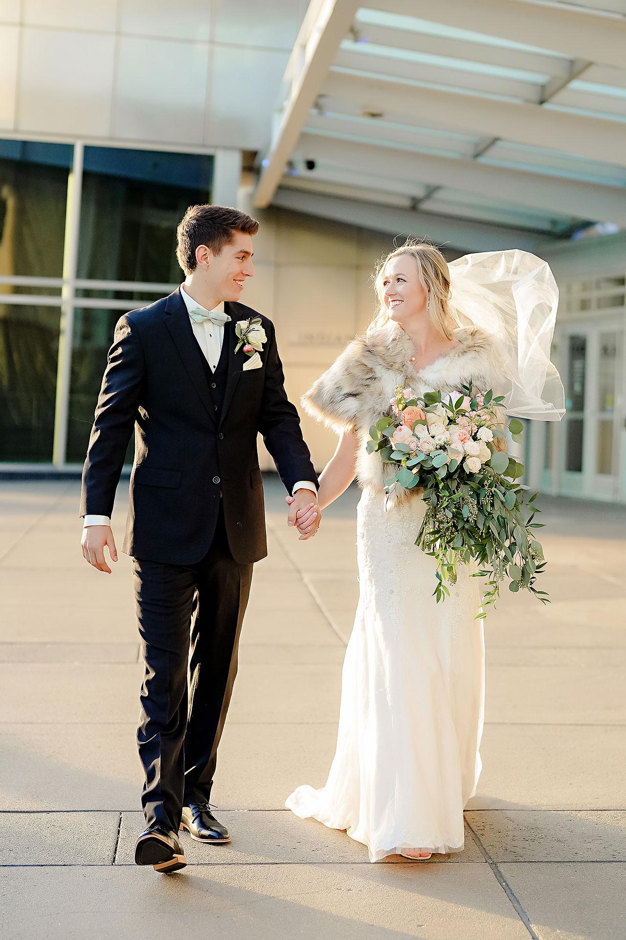Courtney Areyan Sacred Heart and DAmore Indianapolis Wedding 133