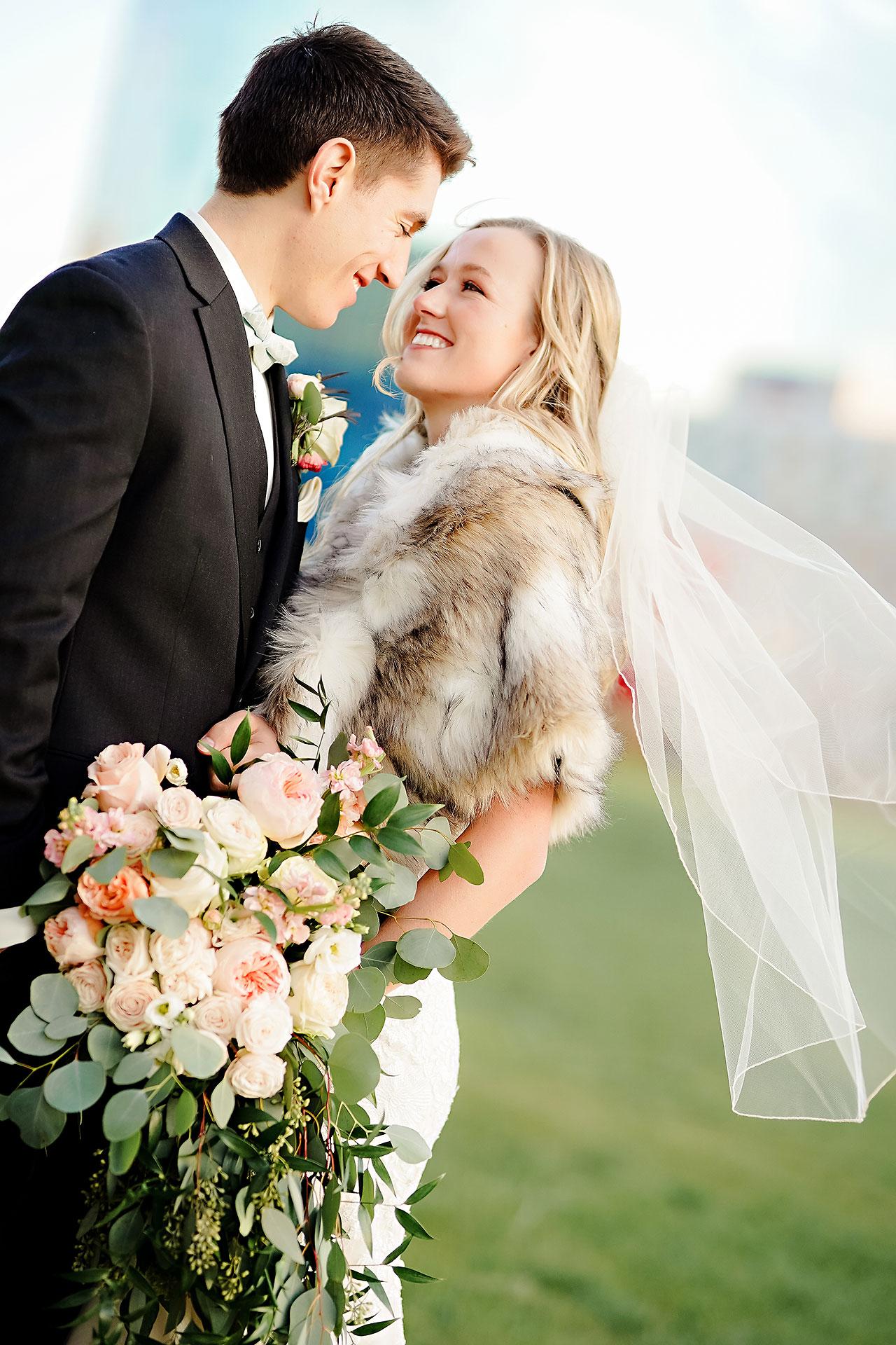 Courtney Areyan Sacred Heart and DAmore Indianapolis Wedding 134