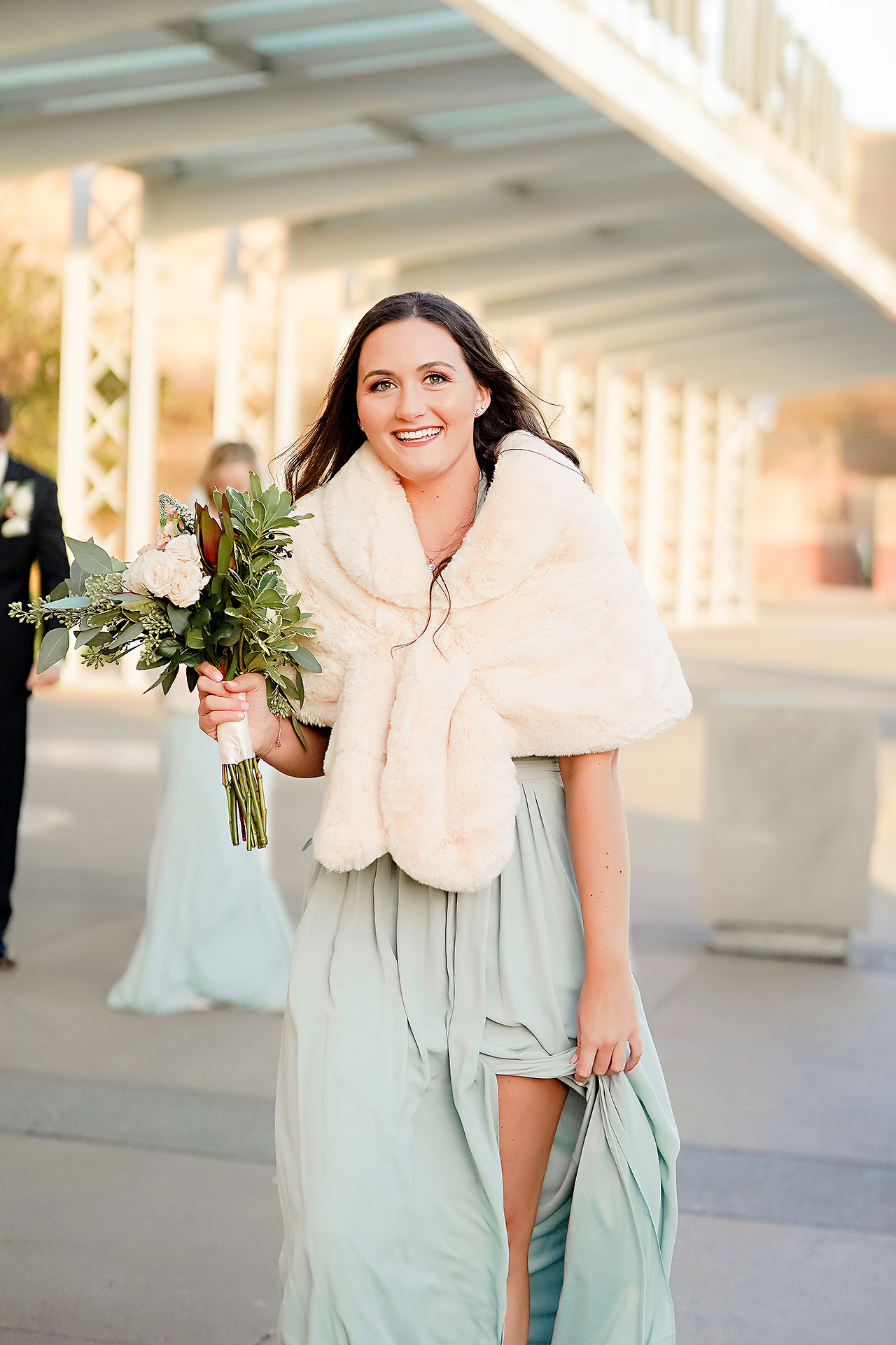 Courtney Areyan Sacred Heart and DAmore Indianapolis Wedding 135