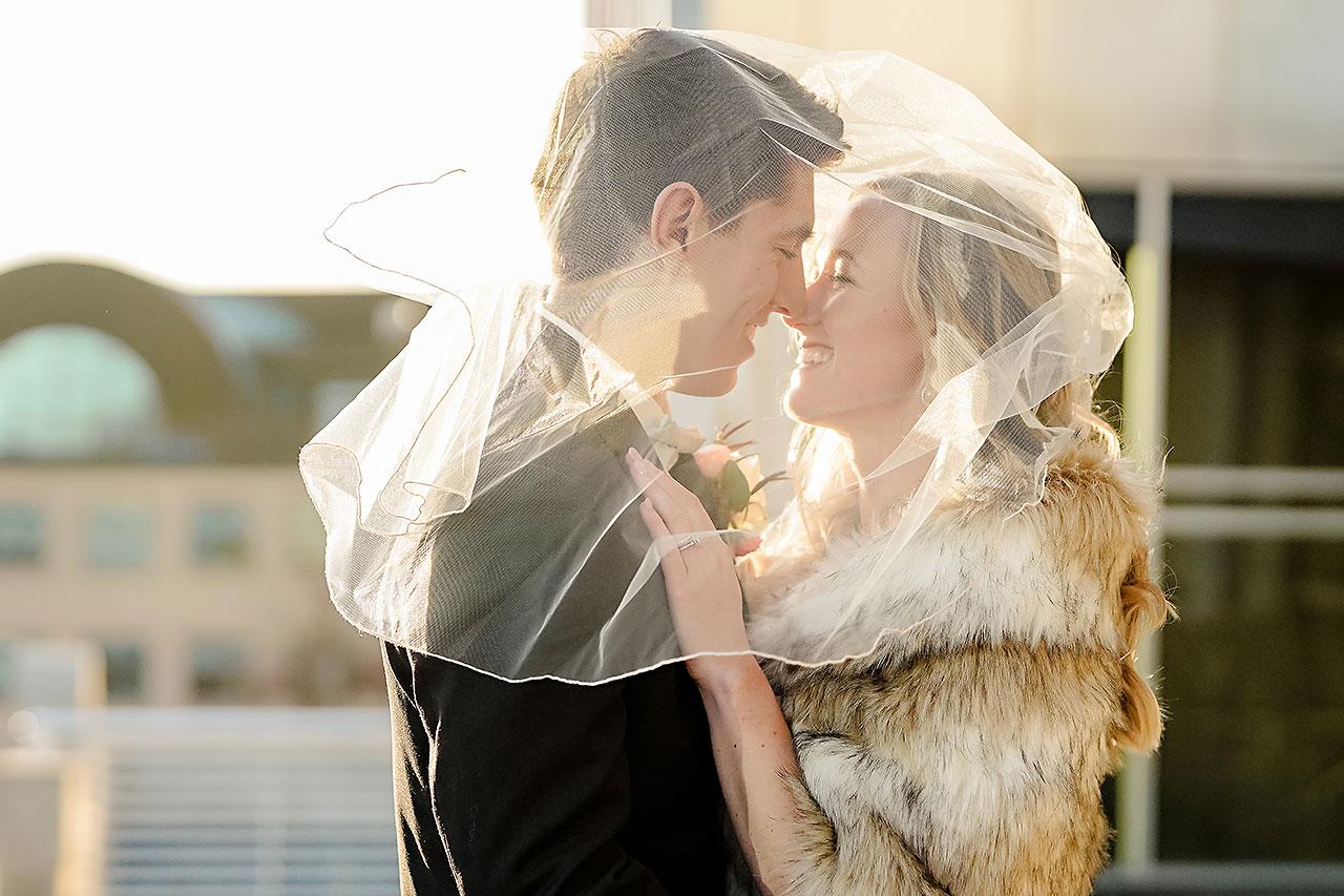Courtney Areyan Sacred Heart and DAmore Indianapolis Wedding 128