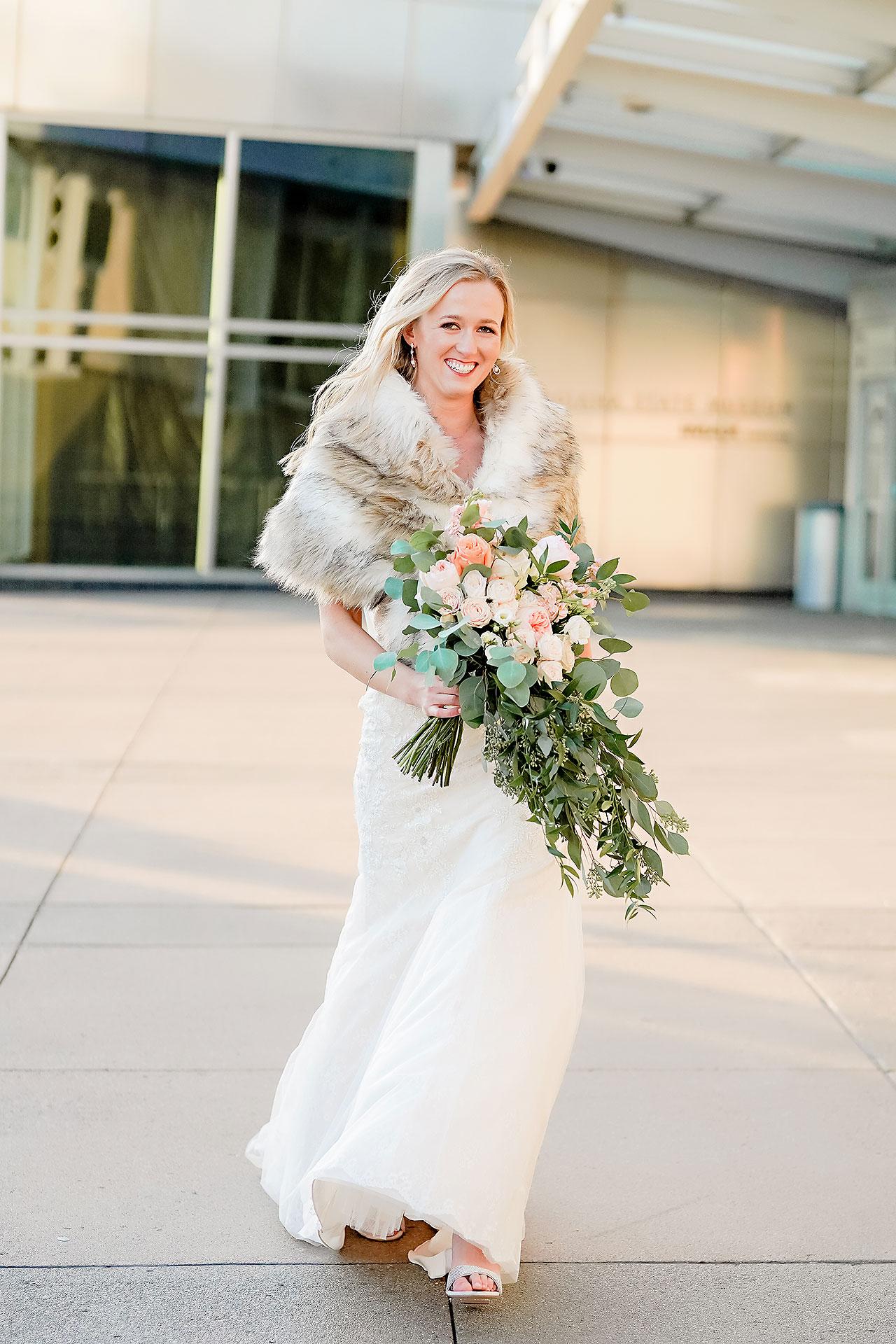 Courtney Areyan Sacred Heart and DAmore Indianapolis Wedding 130