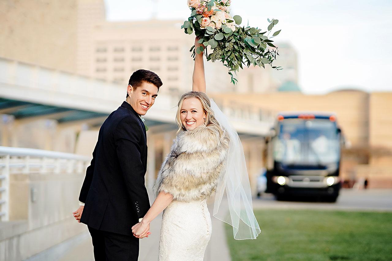 Courtney Areyan Sacred Heart and DAmore Indianapolis Wedding 124