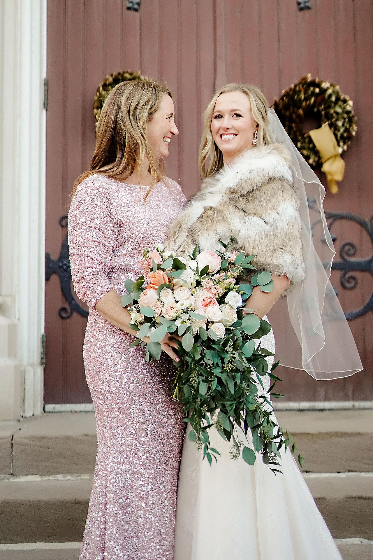 Courtney Areyan Sacred Heart and DAmore Indianapolis Wedding 121