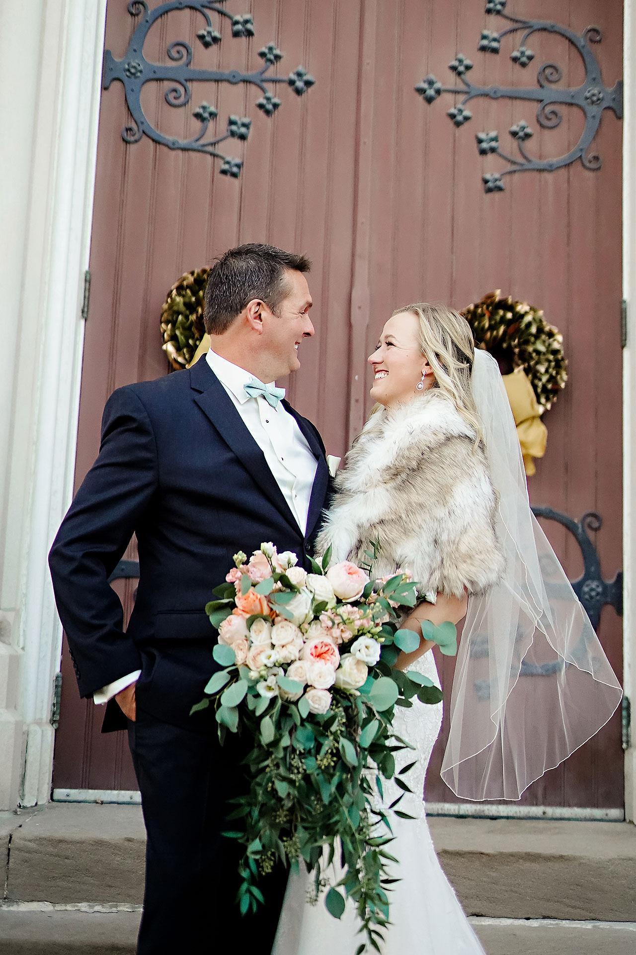 Courtney Areyan Sacred Heart and DAmore Indianapolis Wedding 112
