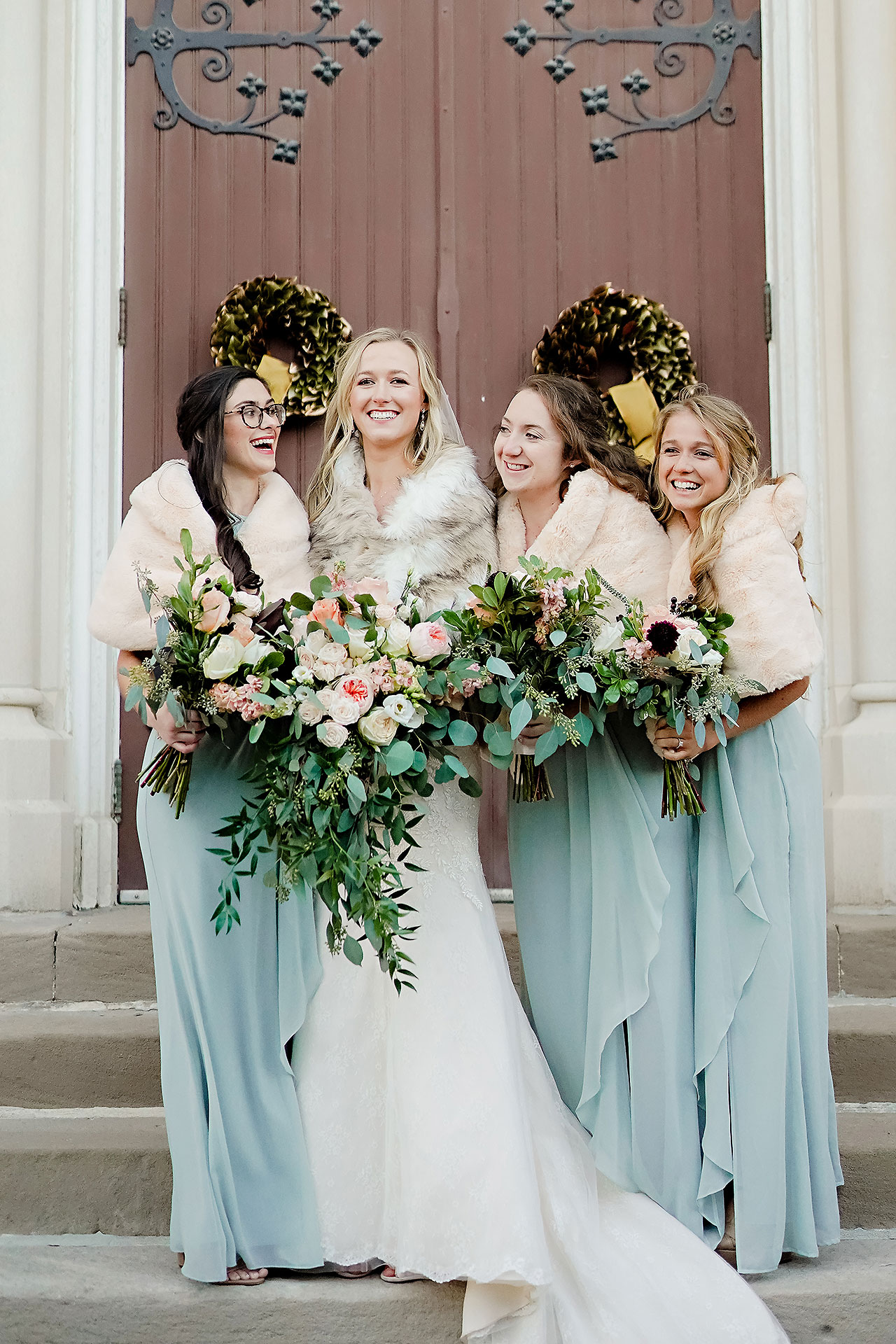 Courtney Areyan Sacred Heart and DAmore Indianapolis Wedding 111