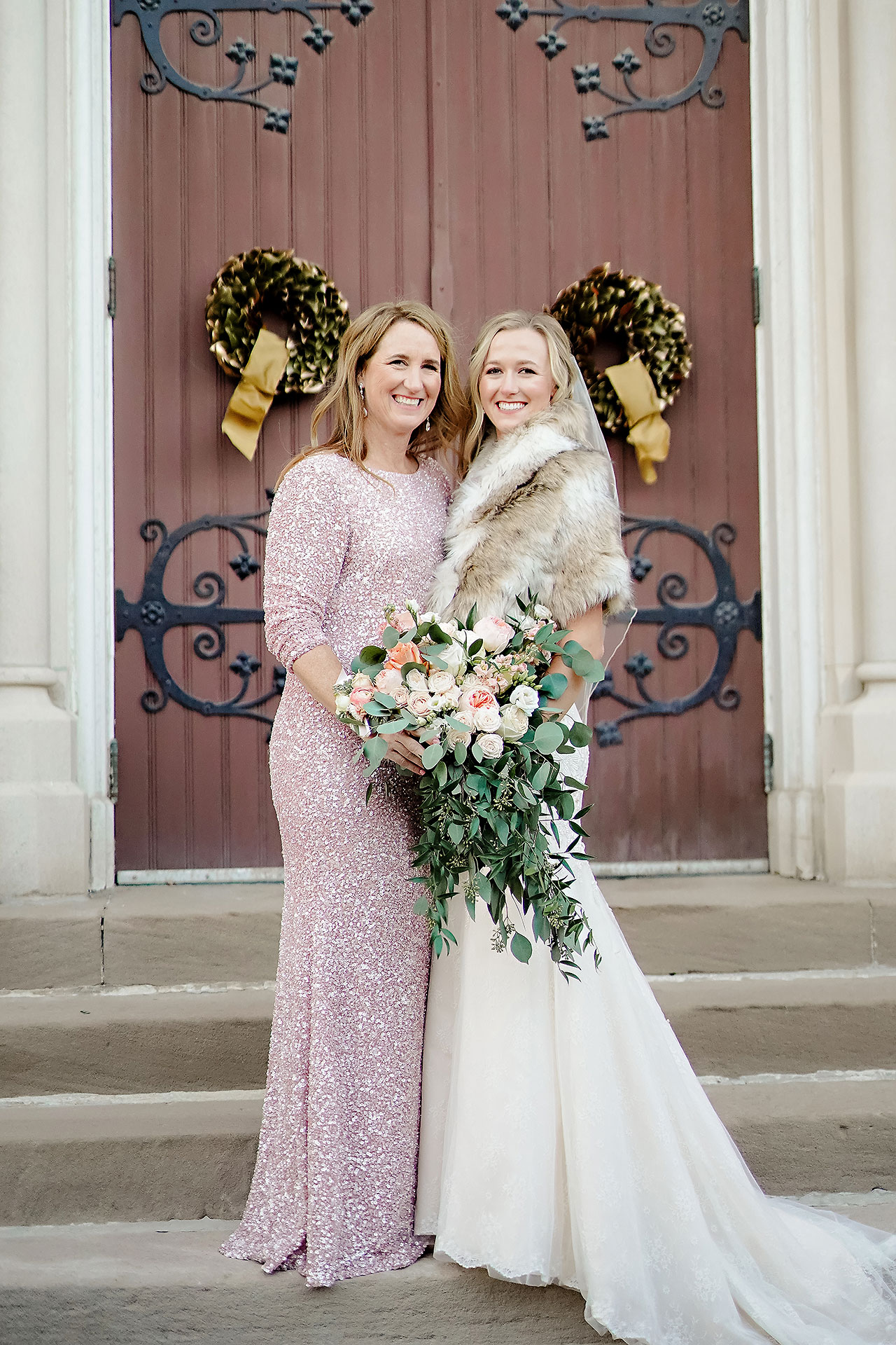 Courtney Areyan Sacred Heart and DAmore Indianapolis Wedding 108