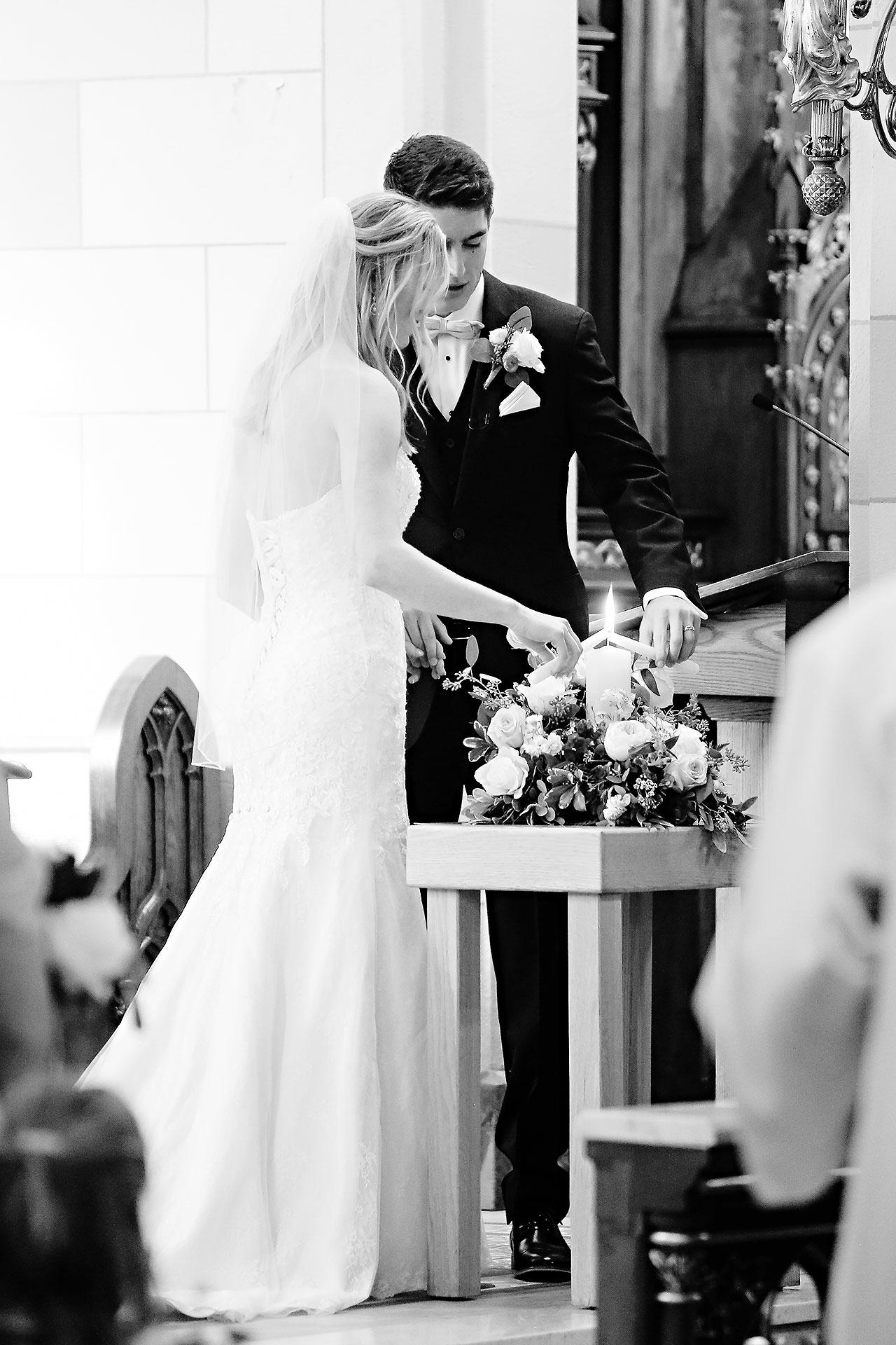 Courtney Areyan Sacred Heart and DAmore Indianapolis Wedding 096