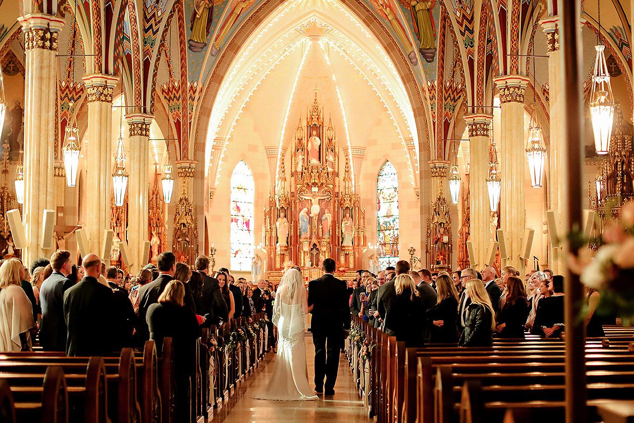 Courtney Areyan Sacred Heart and DAmore Indianapolis Wedding 086