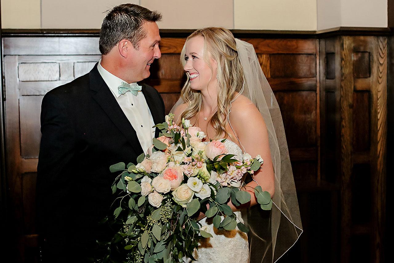 Courtney Areyan Sacred Heart and DAmore Indianapolis Wedding 079