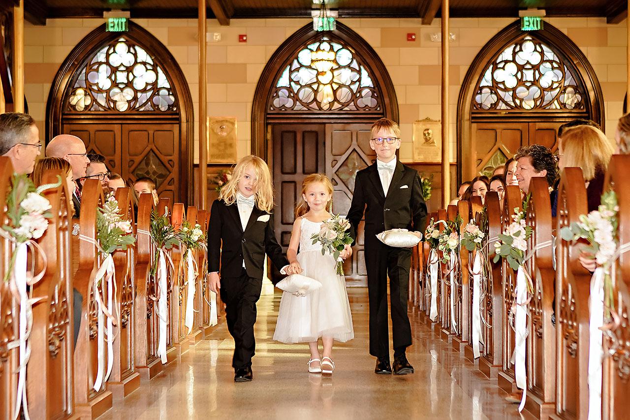 Courtney Areyan Sacred Heart and DAmore Indianapolis Wedding 081