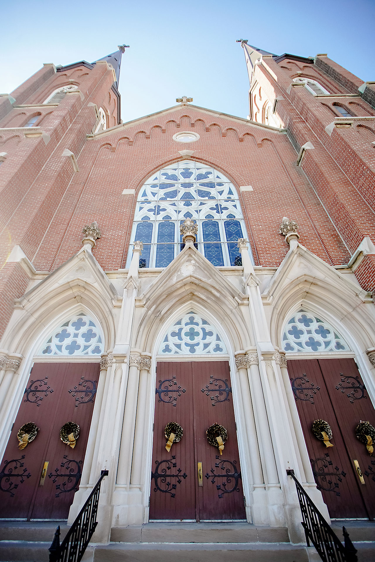 Courtney Areyan Sacred Heart and DAmore Indianapolis Wedding 074