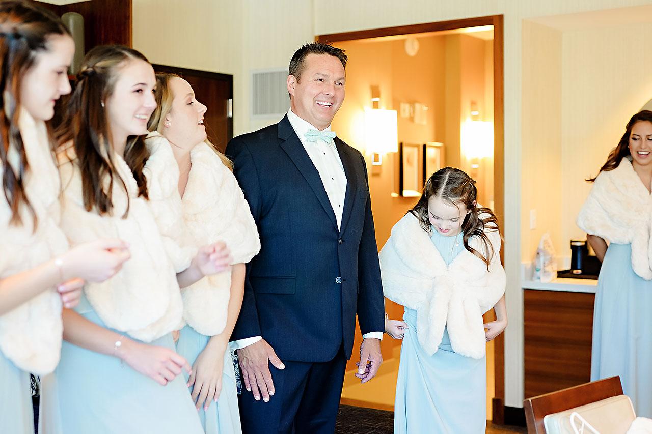 Courtney Areyan Sacred Heart and DAmore Indianapolis Wedding 057