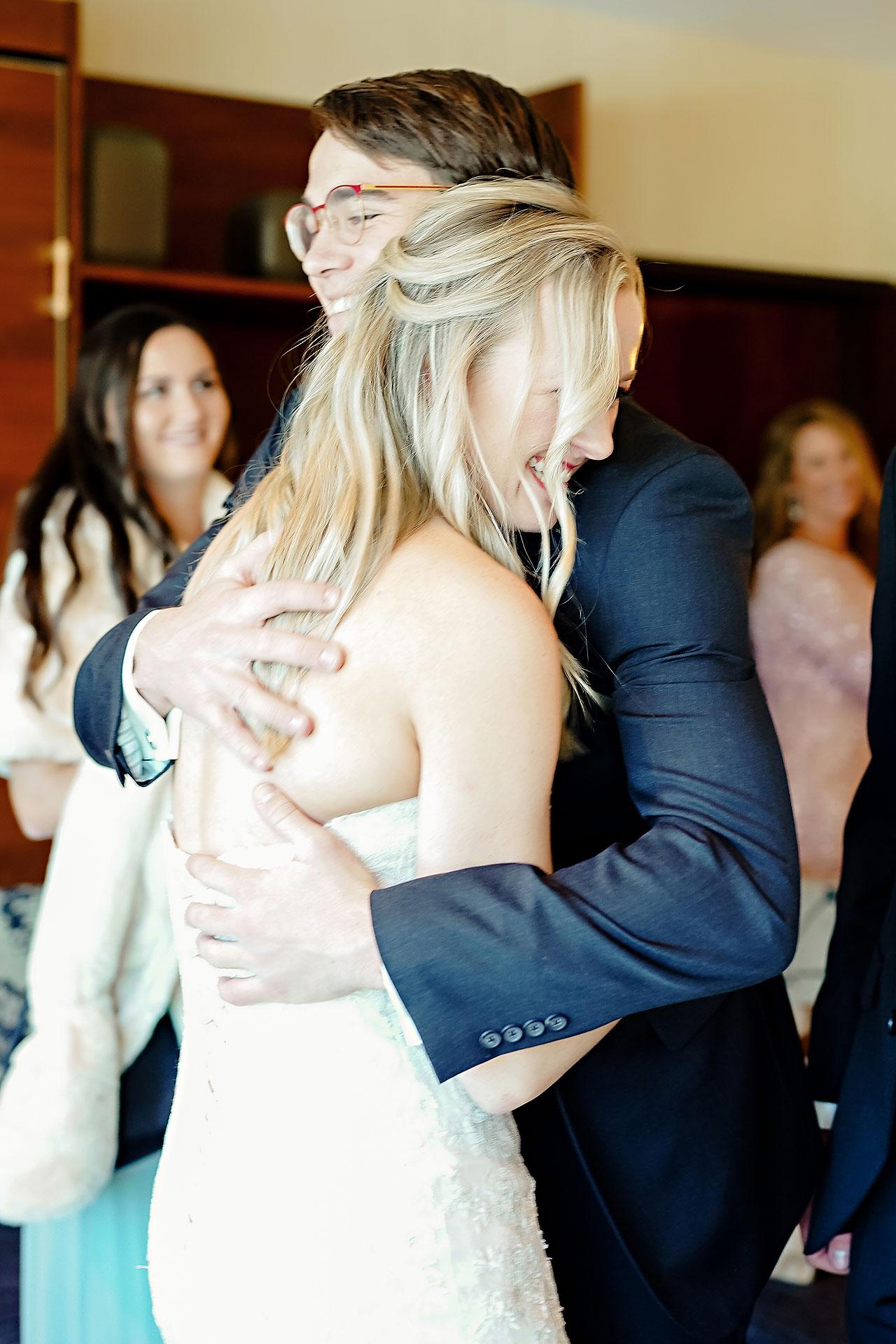 Courtney Areyan Sacred Heart and DAmore Indianapolis Wedding 054