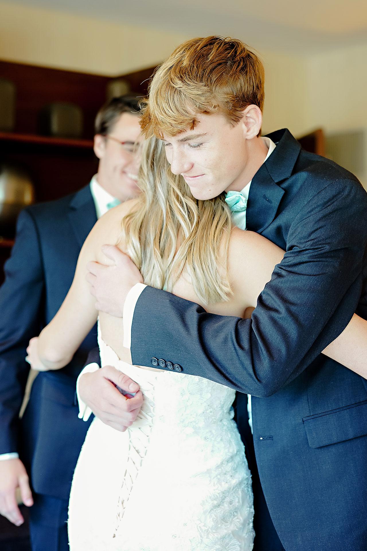 Courtney Areyan Sacred Heart and DAmore Indianapolis Wedding 055
