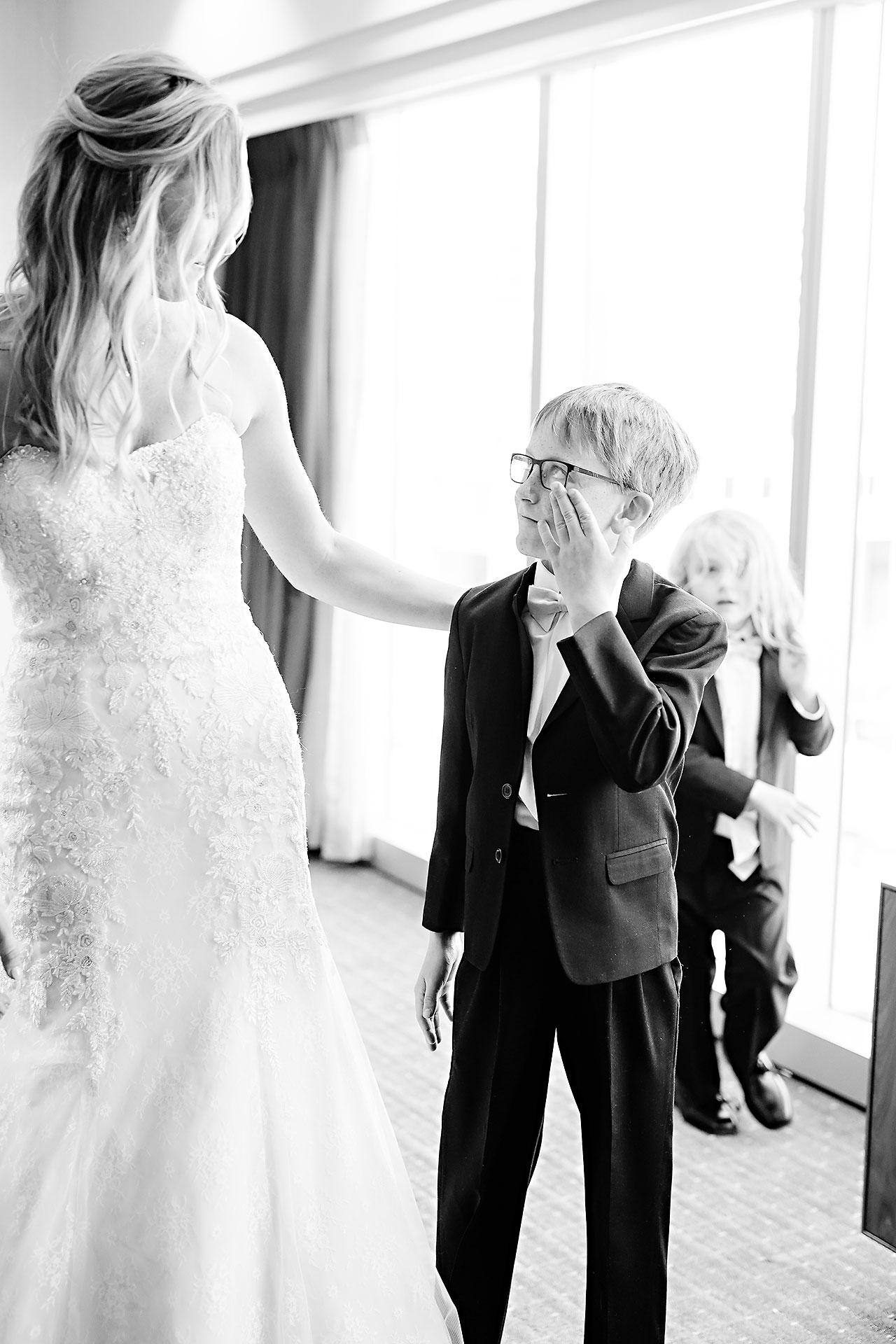 Courtney Areyan Sacred Heart and DAmore Indianapolis Wedding 051