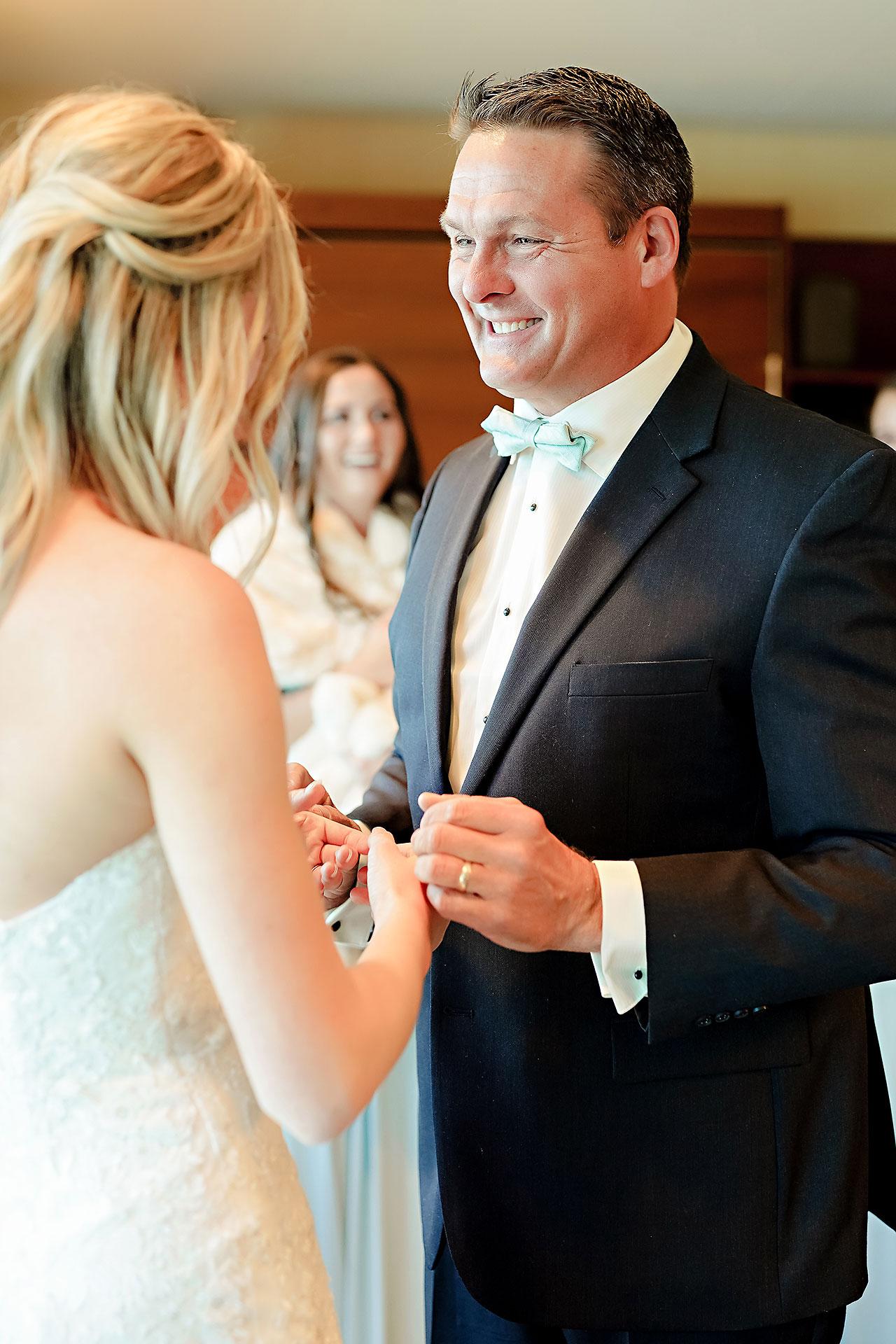 Courtney Areyan Sacred Heart and DAmore Indianapolis Wedding 049