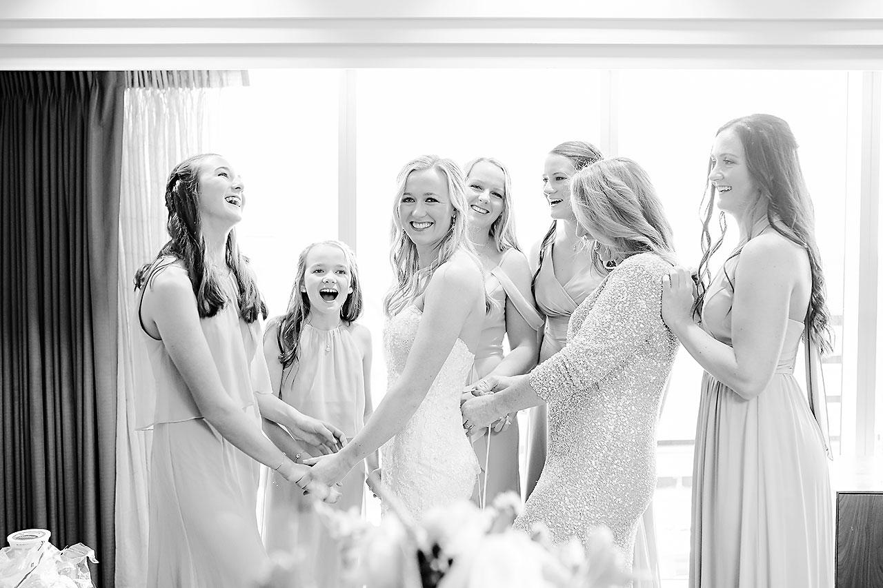 Courtney Areyan Sacred Heart and DAmore Indianapolis Wedding 037