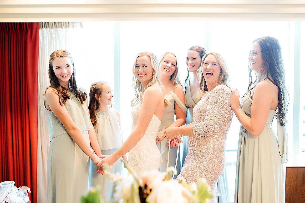 Courtney Areyan Sacred Heart and DAmore Indianapolis Wedding 038