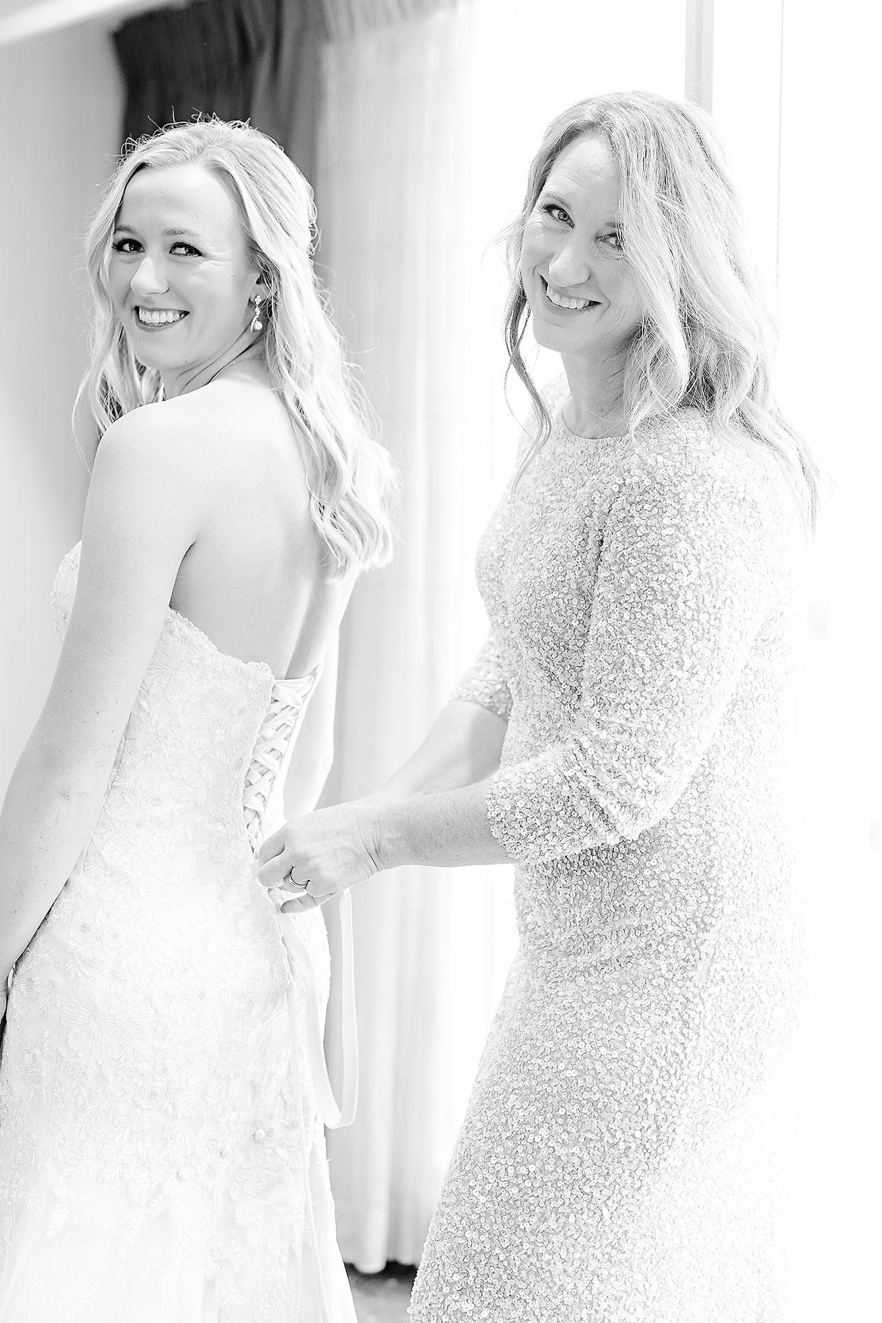 Courtney Areyan Sacred Heart and DAmore Indianapolis Wedding 034