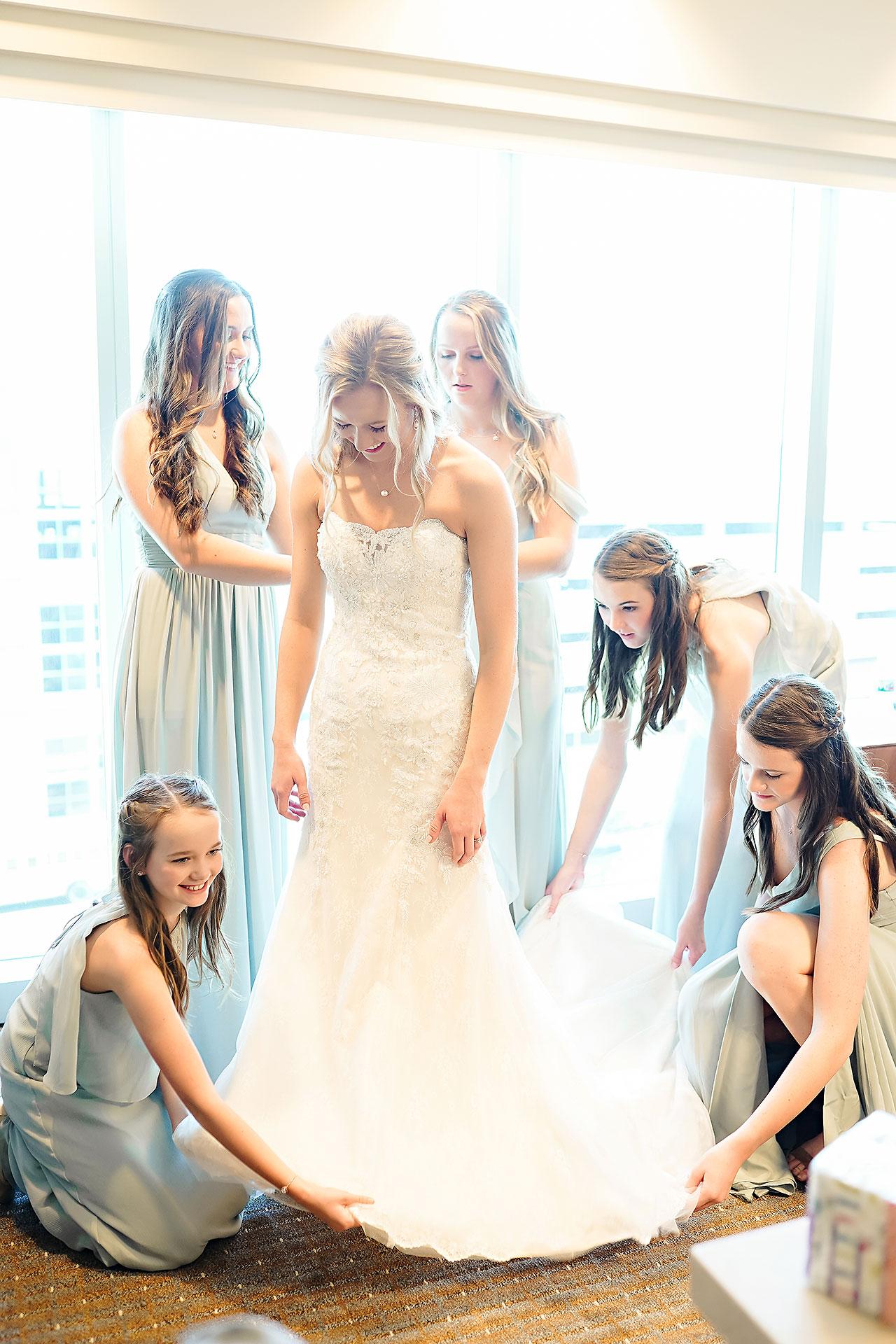 Courtney Areyan Sacred Heart and DAmore Indianapolis Wedding 035