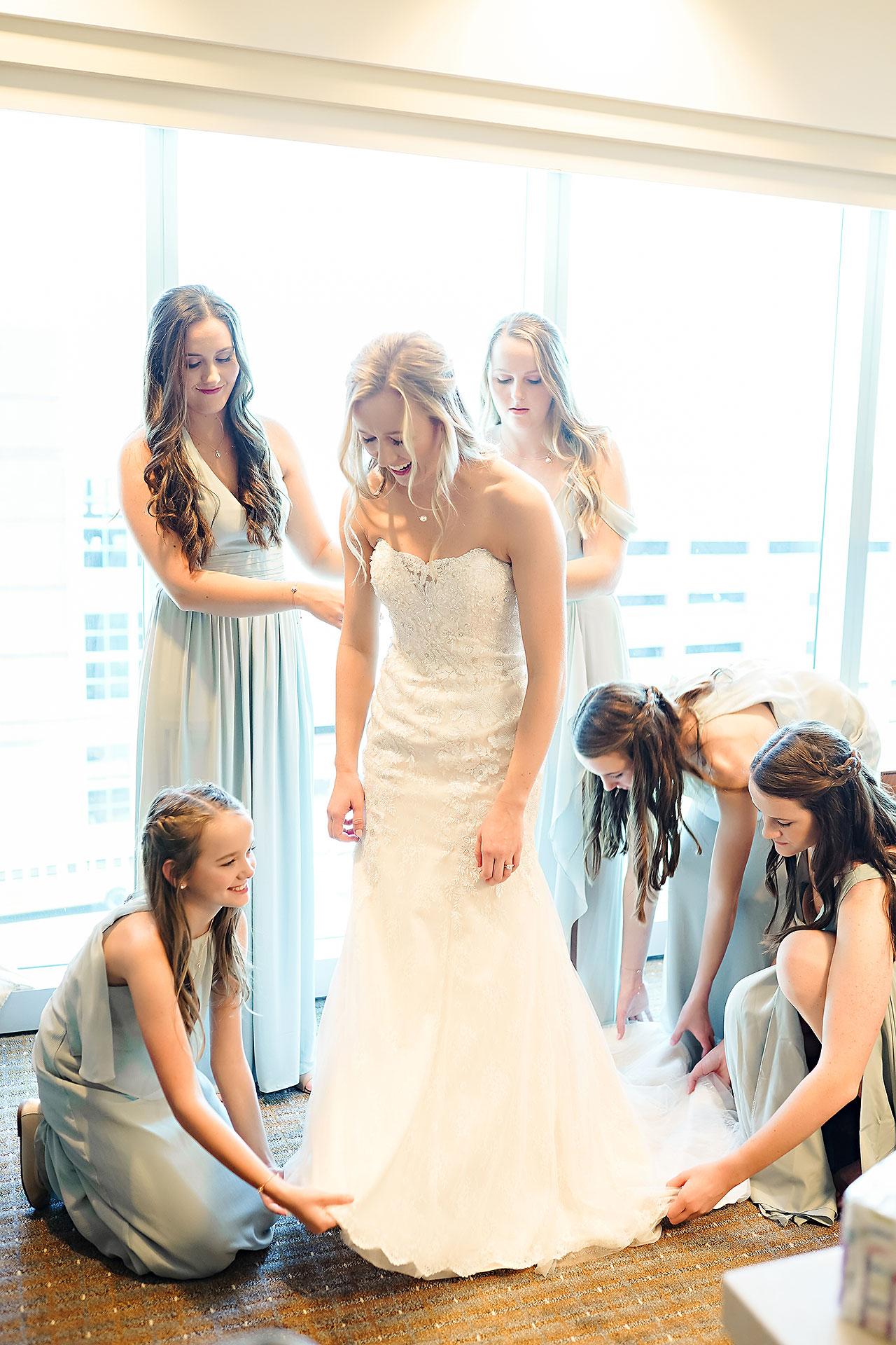 Courtney Areyan Sacred Heart and DAmore Indianapolis Wedding 033