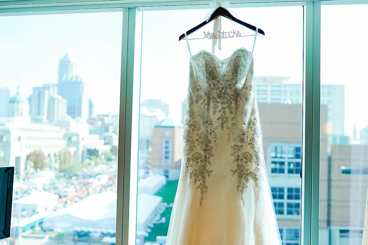 Courtney Areyan Sacred Heart and DAmore Indianapolis Wedding 013
