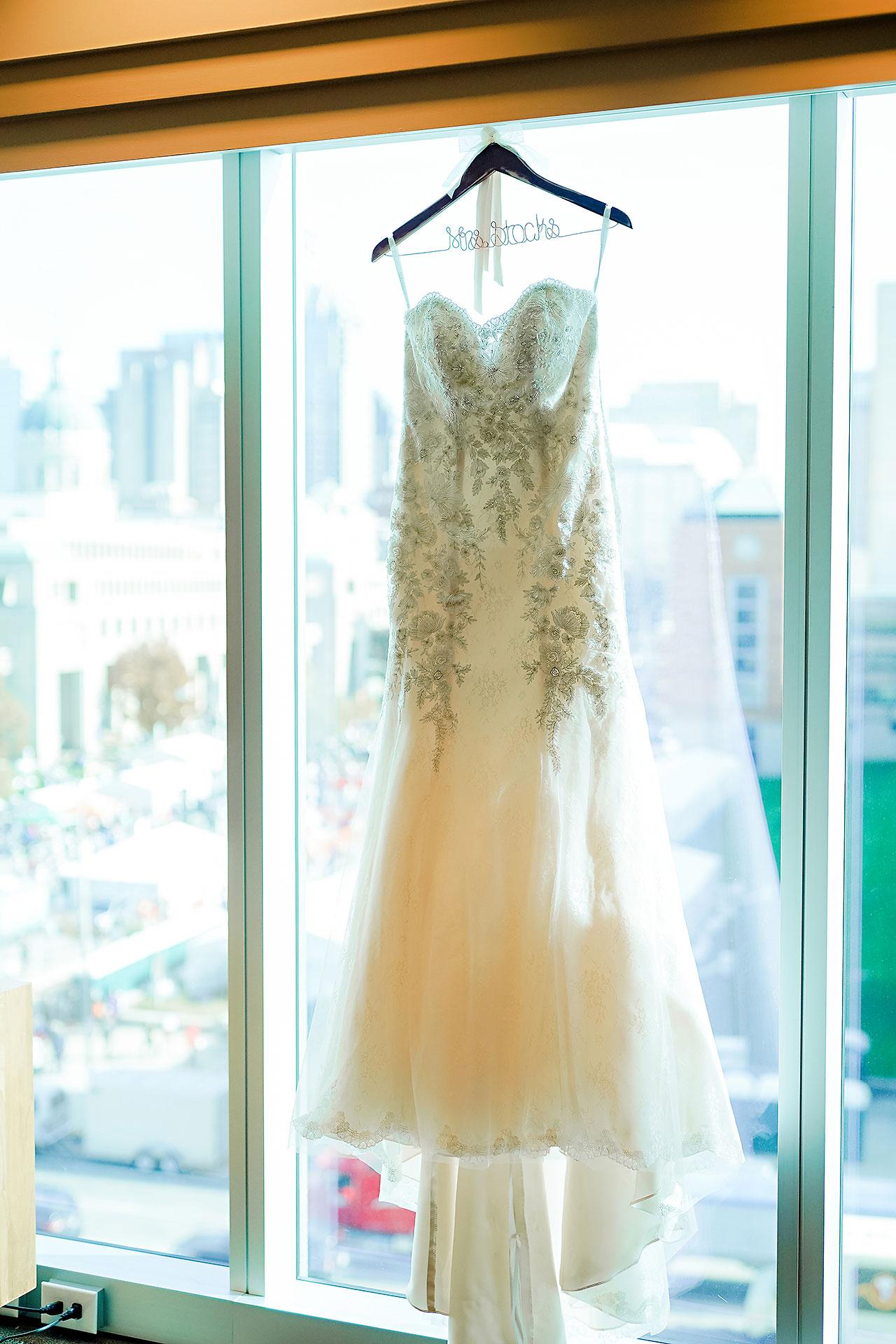 Courtney Areyan Sacred Heart and DAmore Indianapolis Wedding 009