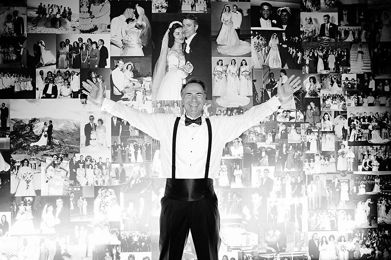 Lucia Matt Indiana Roof Ballroom Wedding Reception 217
