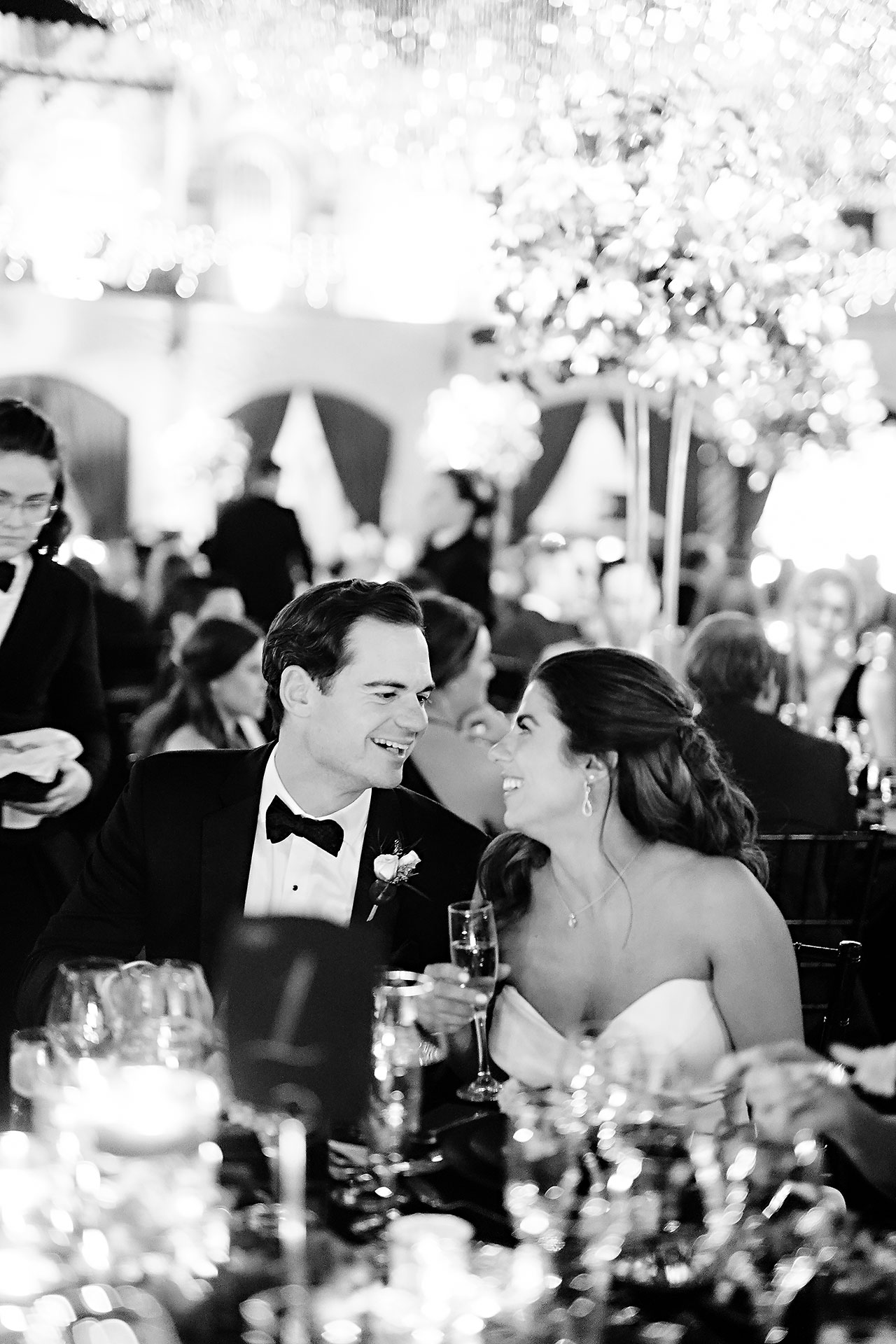 Lucia Matt Indiana Roof Ballroom Wedding Reception 185
