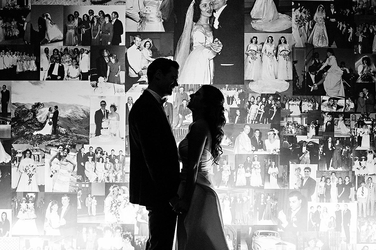 Lucia Matt Indiana Roof Ballroom Wedding Reception 117