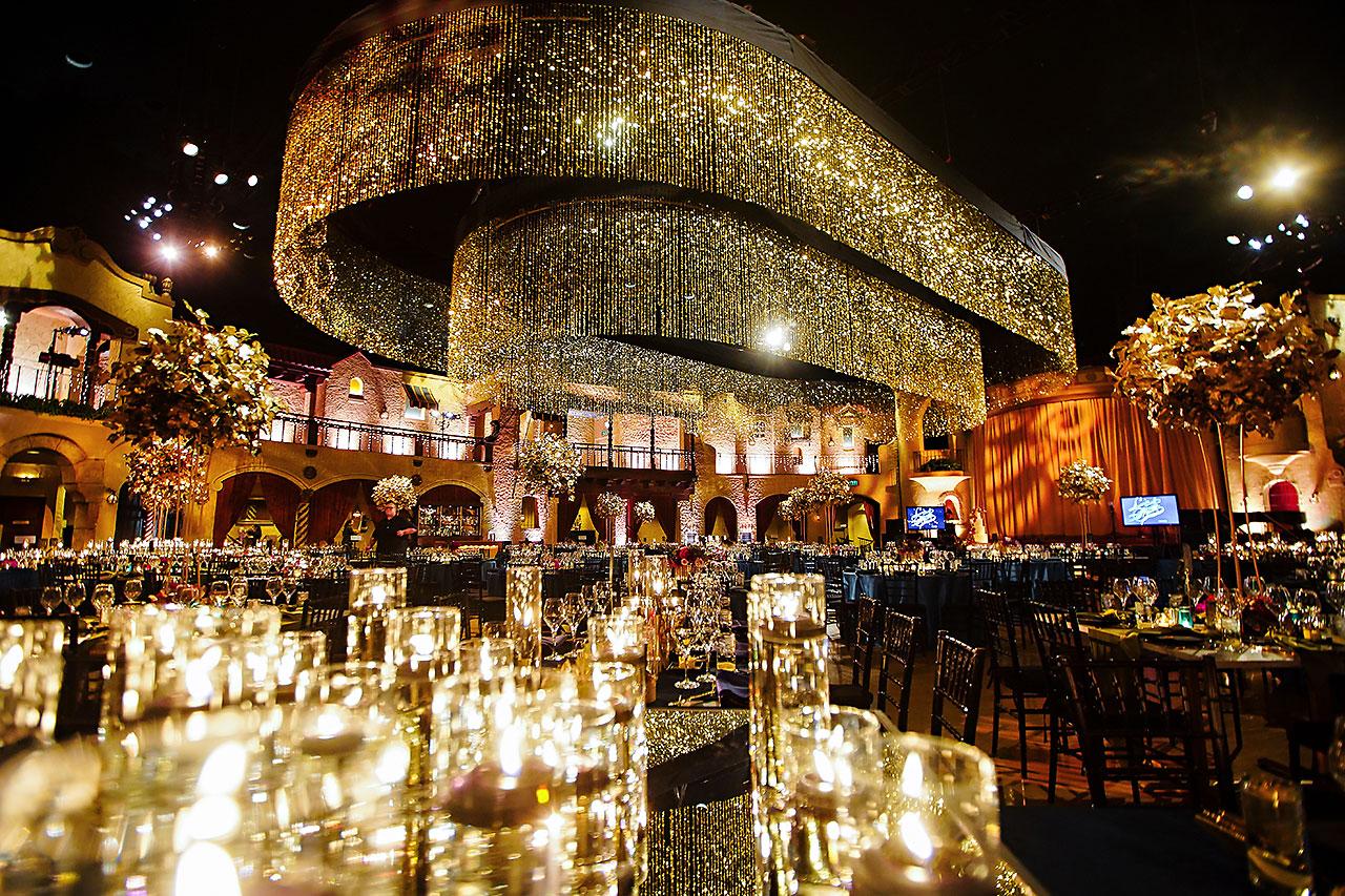 Lucia Matt Indiana Roof Ballroom Wedding Reception 063