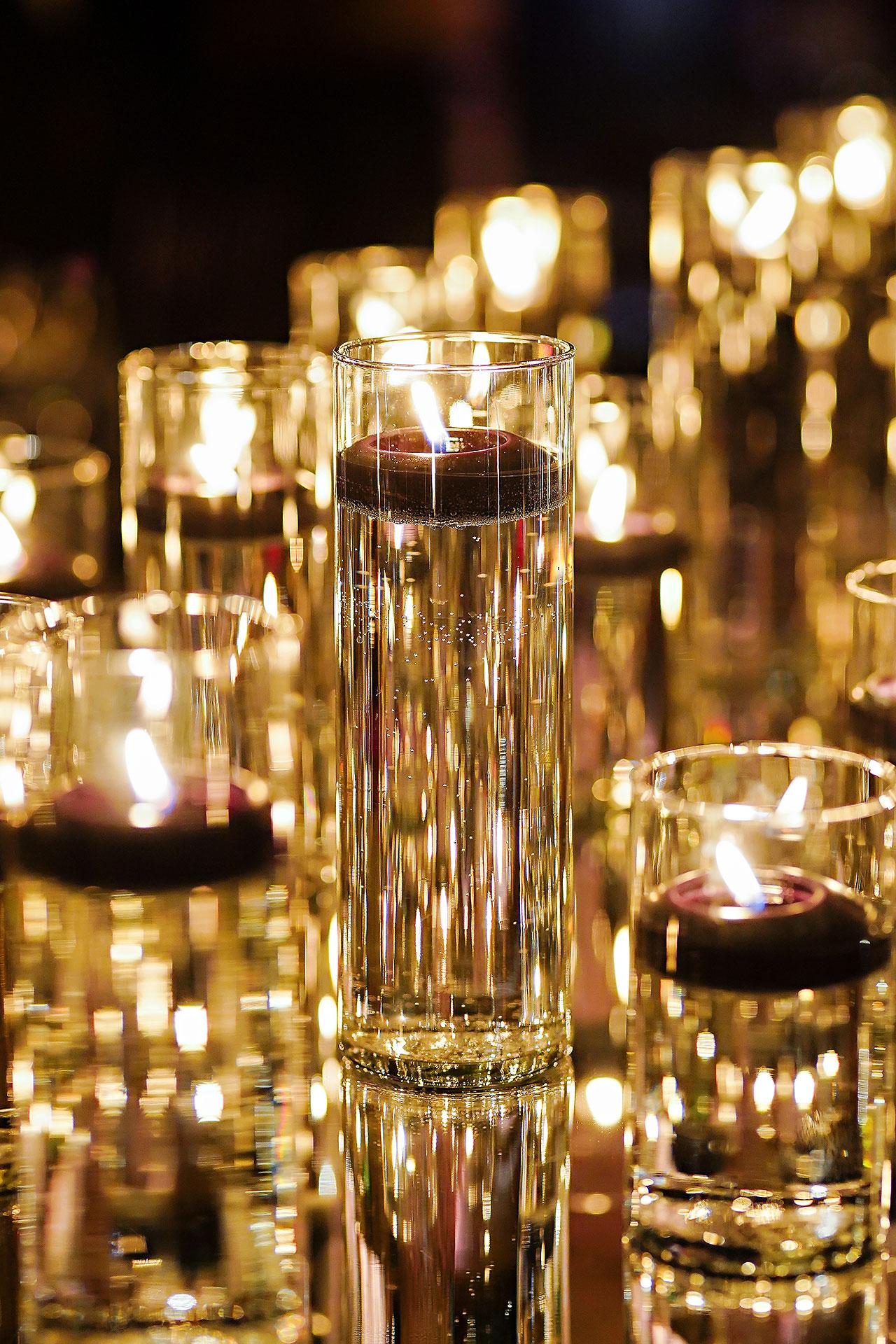 Lucia Matt Indiana Roof Ballroom Wedding Reception 034