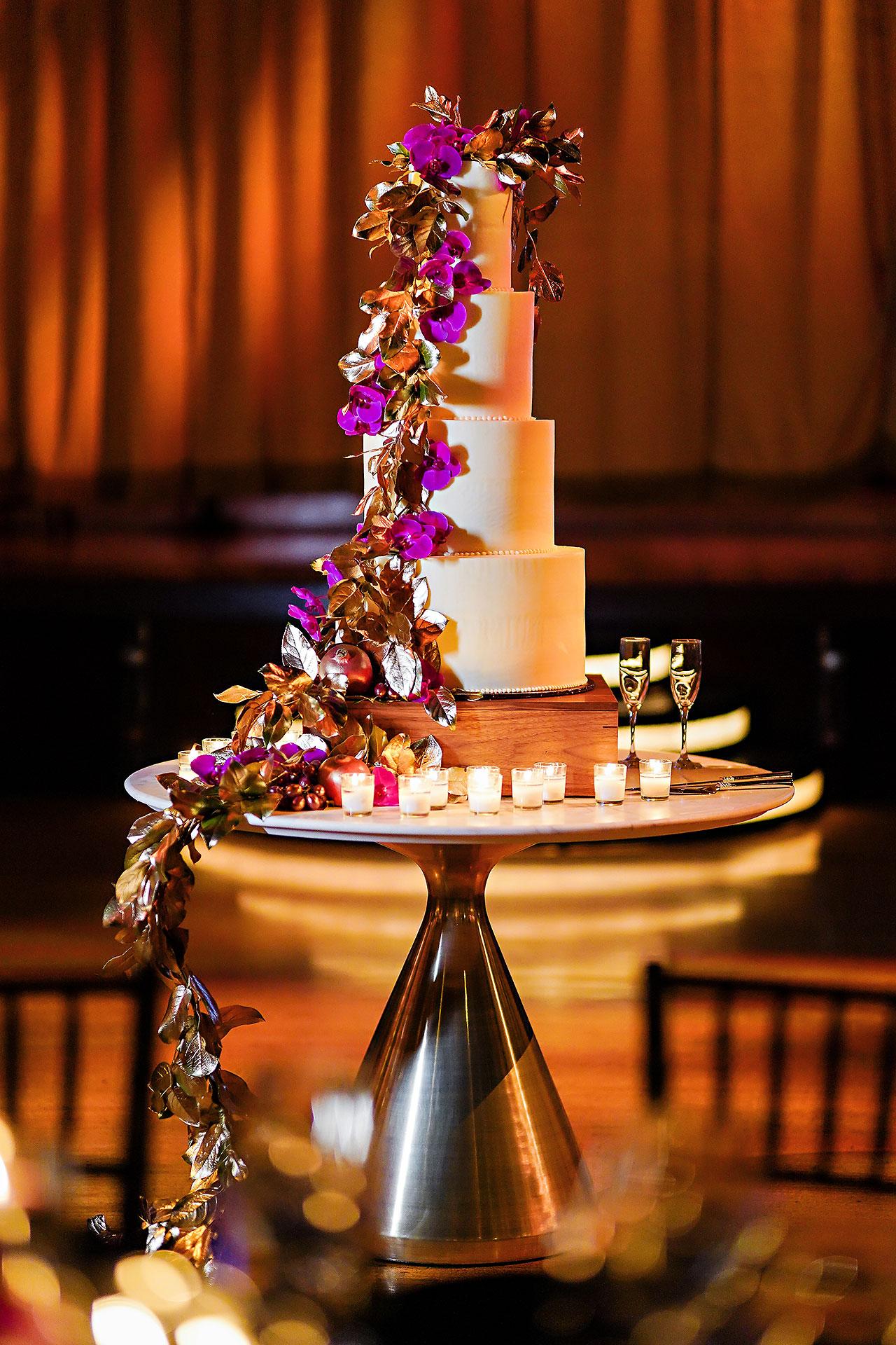 Lucia Matt Indiana Roof Ballroom Wedding Reception 002